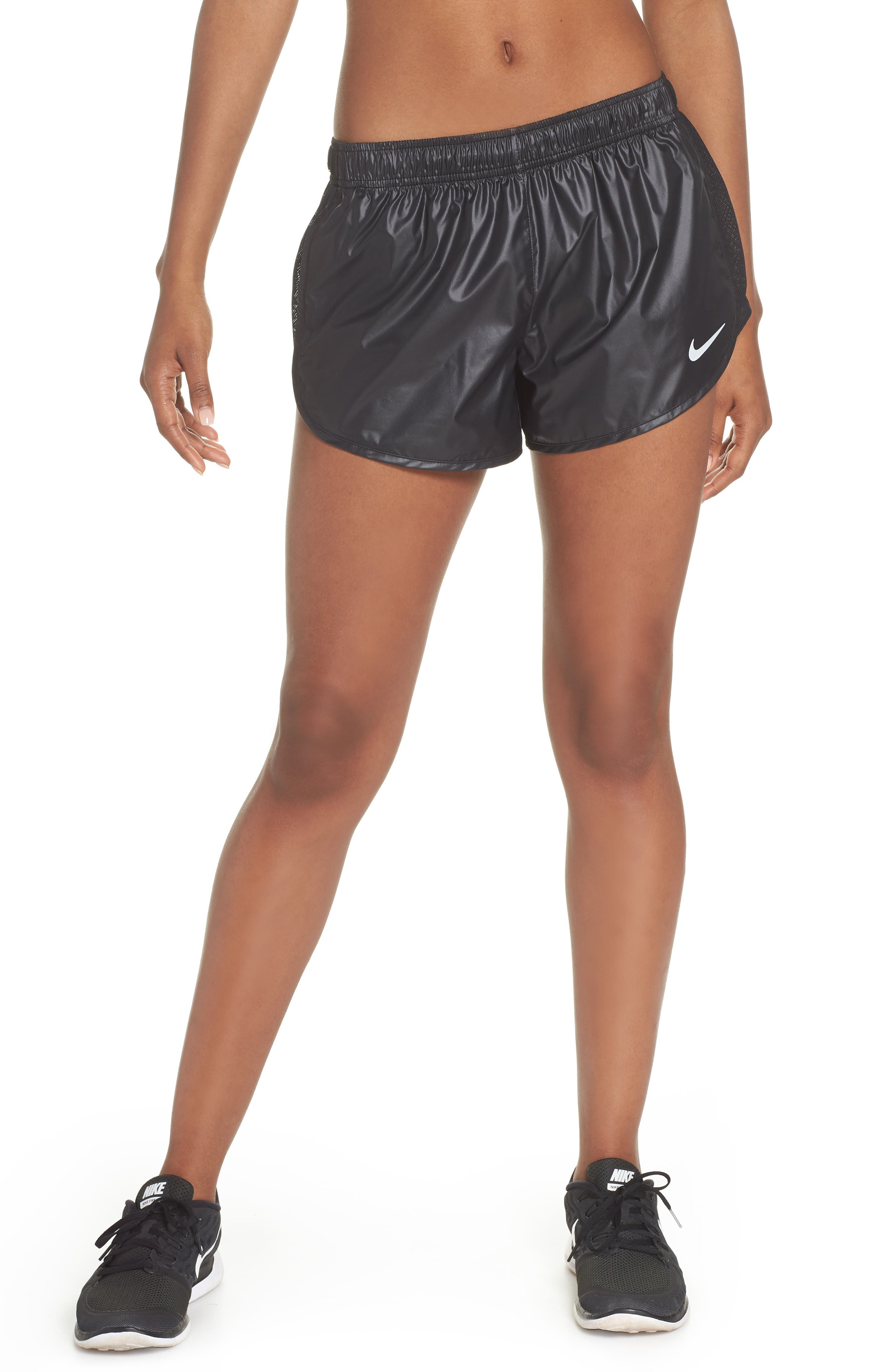 Tempo Running Shorts,                         Main,                         color, 010