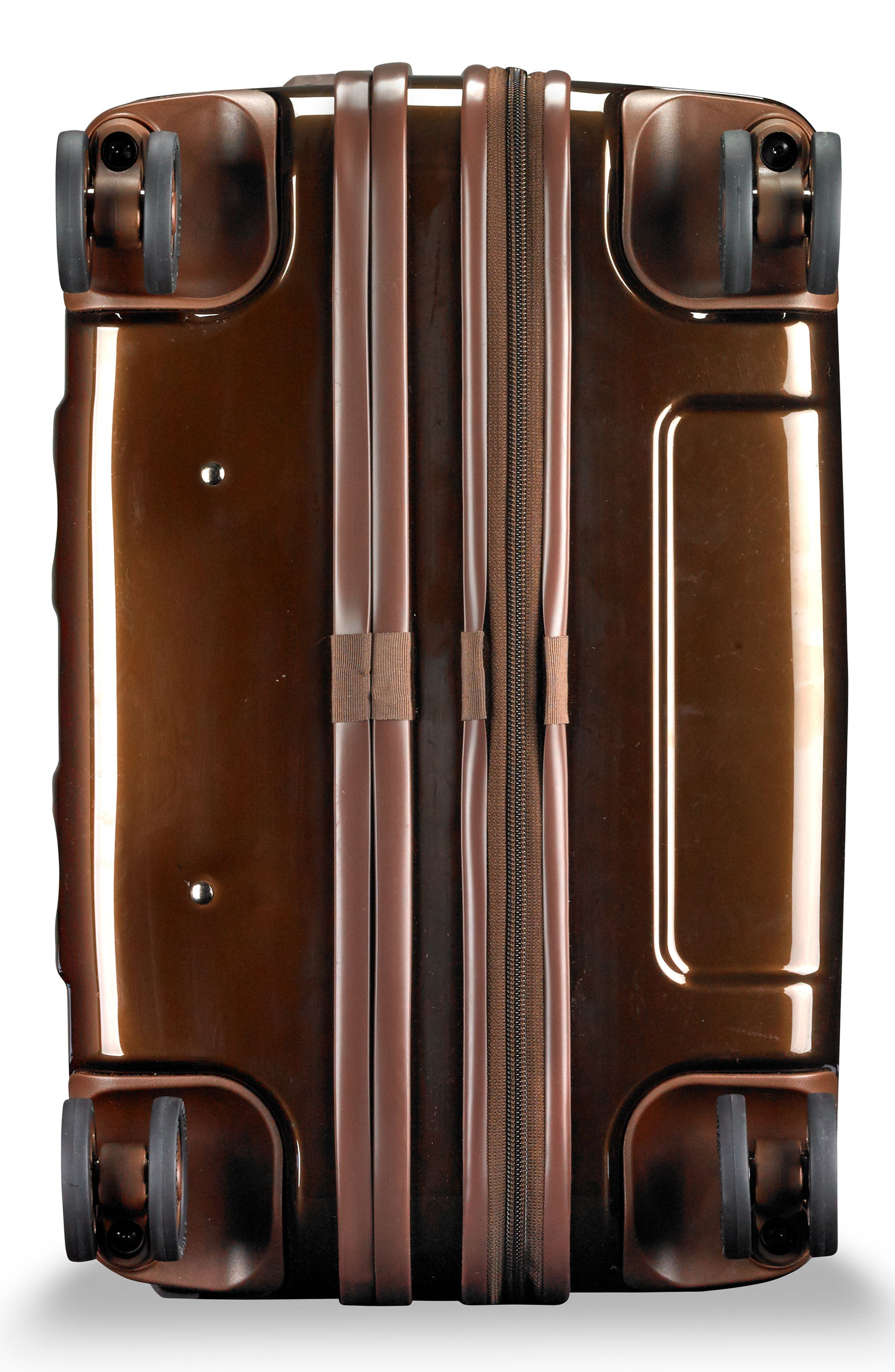 Sympatico 27-Inch Expandable Wheeled Packing Case,                             Alternate thumbnail 6, color,                             BRONZE