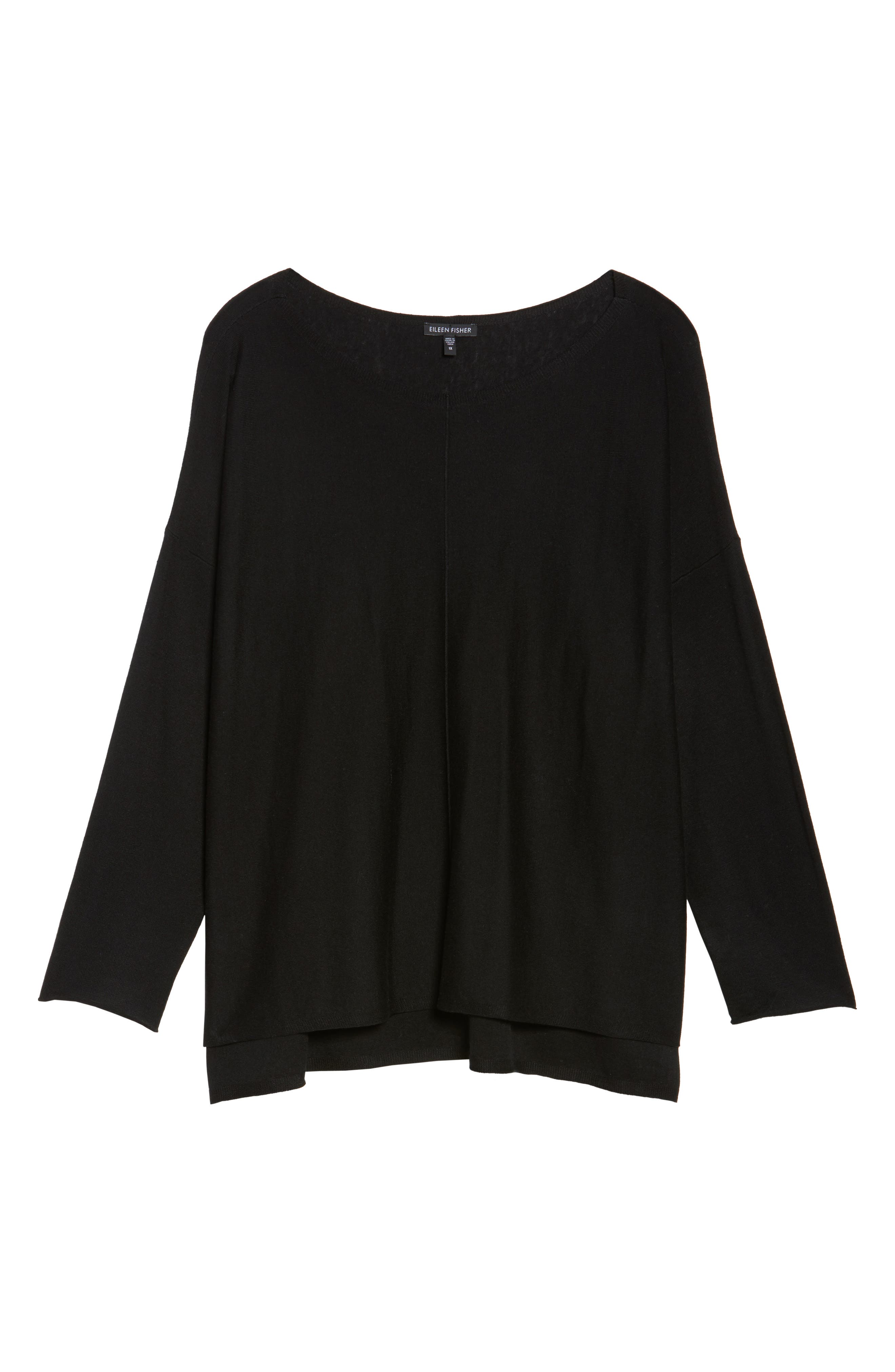 Tencel<sup>®</sup> Lyocell Blend Sweater,                             Alternate thumbnail 36, color,