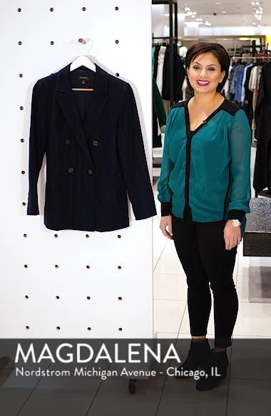 Stripe Suit Jacket, sales video thumbnail