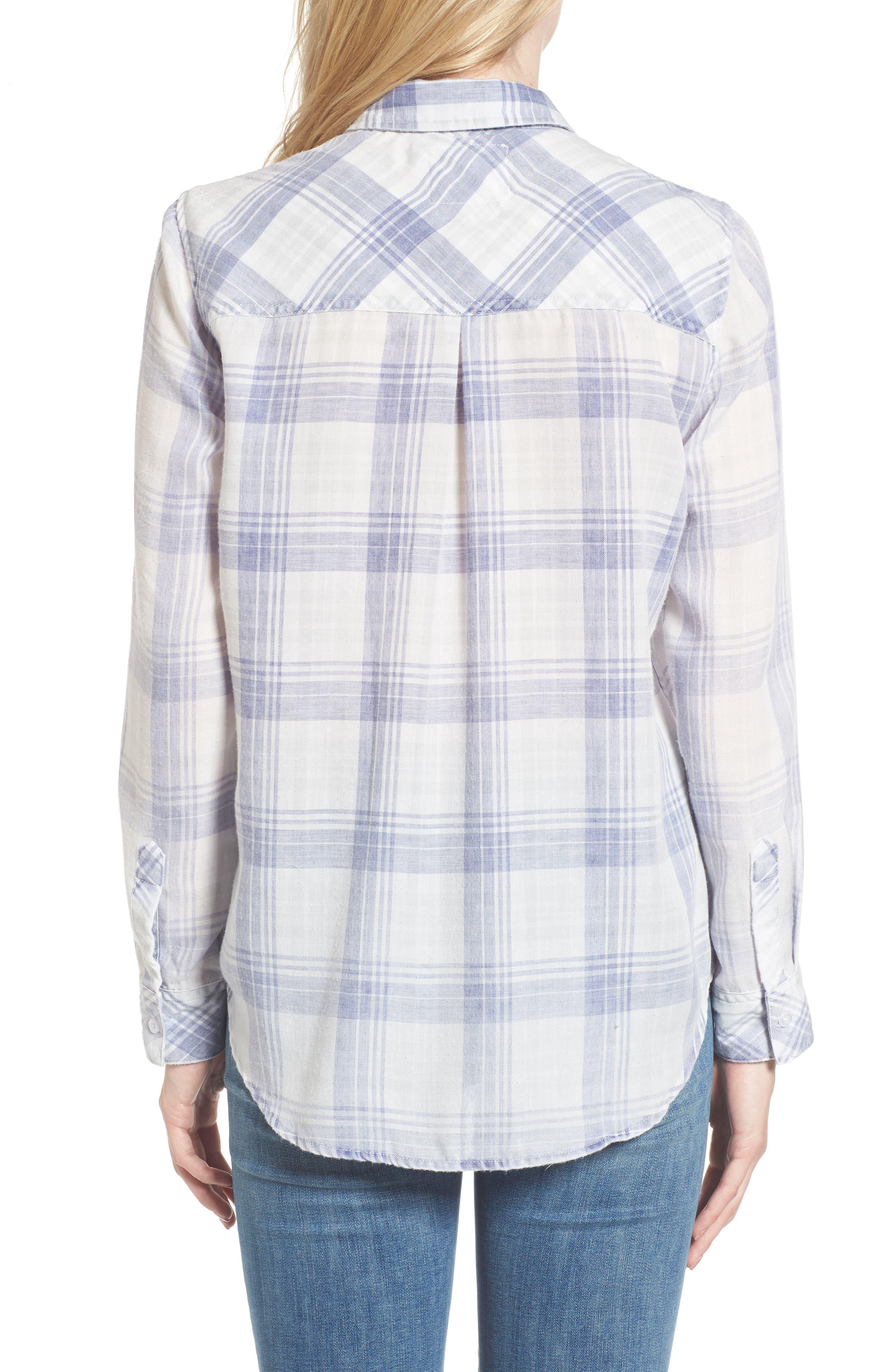 Hunter Plaid Shirt,                             Alternate thumbnail 216, color,