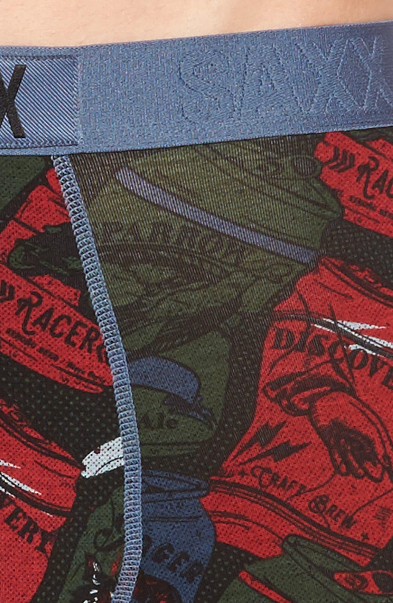 Vibe Boxer Briefs,                             Alternate thumbnail 4, color,                             308