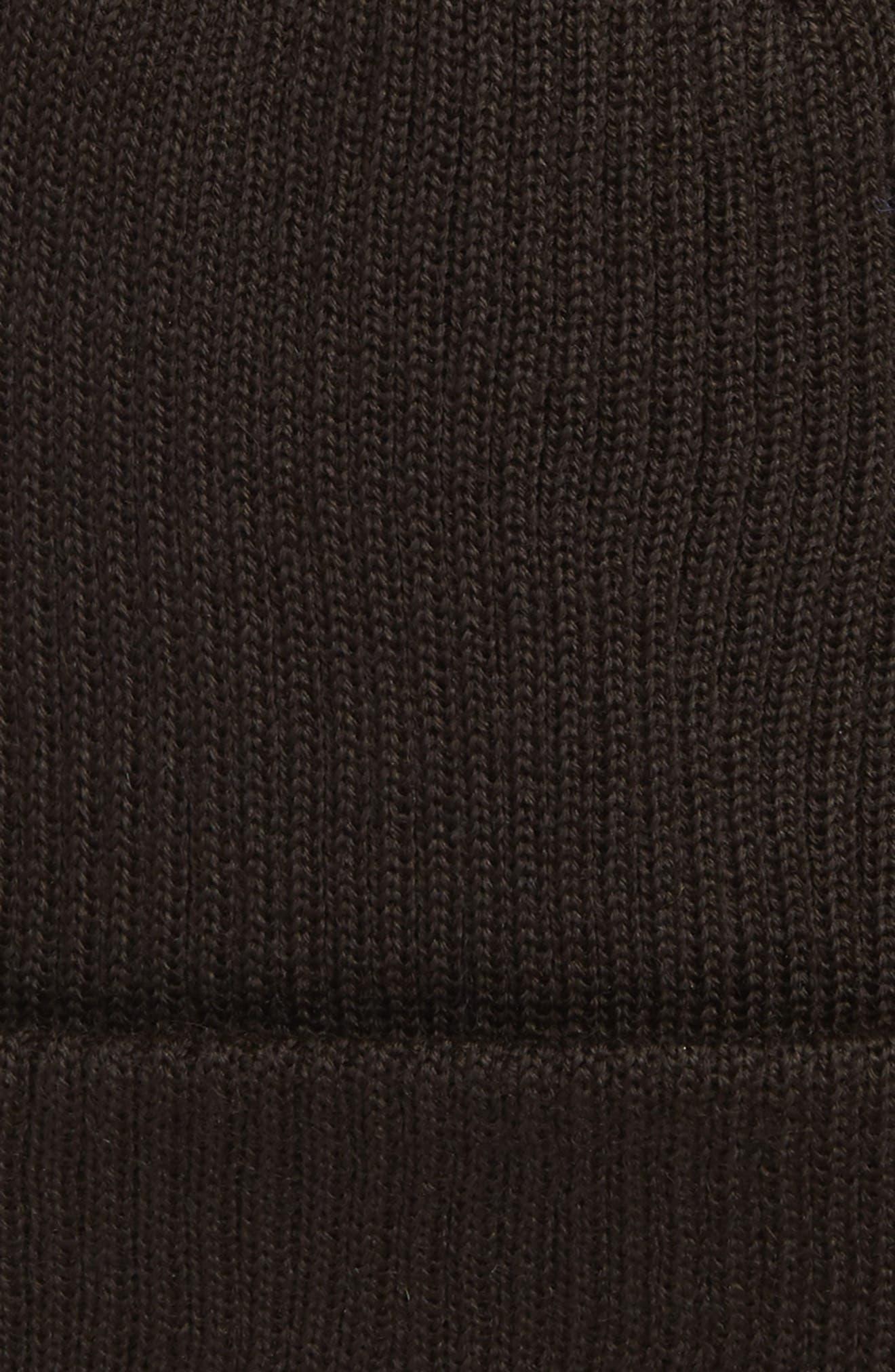 NIKE,                             NikeLab Essential Knit Beanie,                             Alternate thumbnail 2, color,                             010