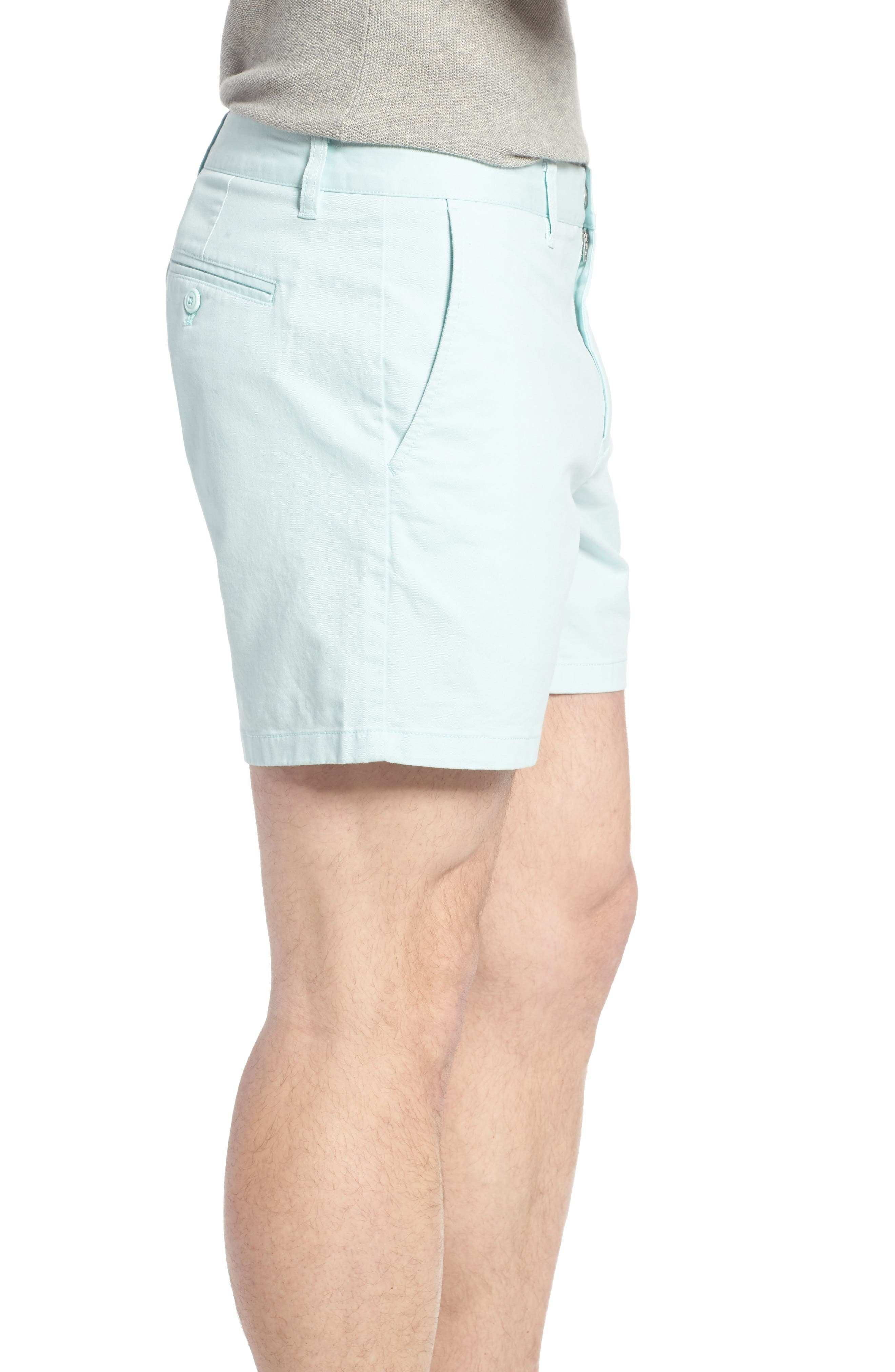 Stretch Washed Chino 5-Inch Shorts,                             Alternate thumbnail 81, color,