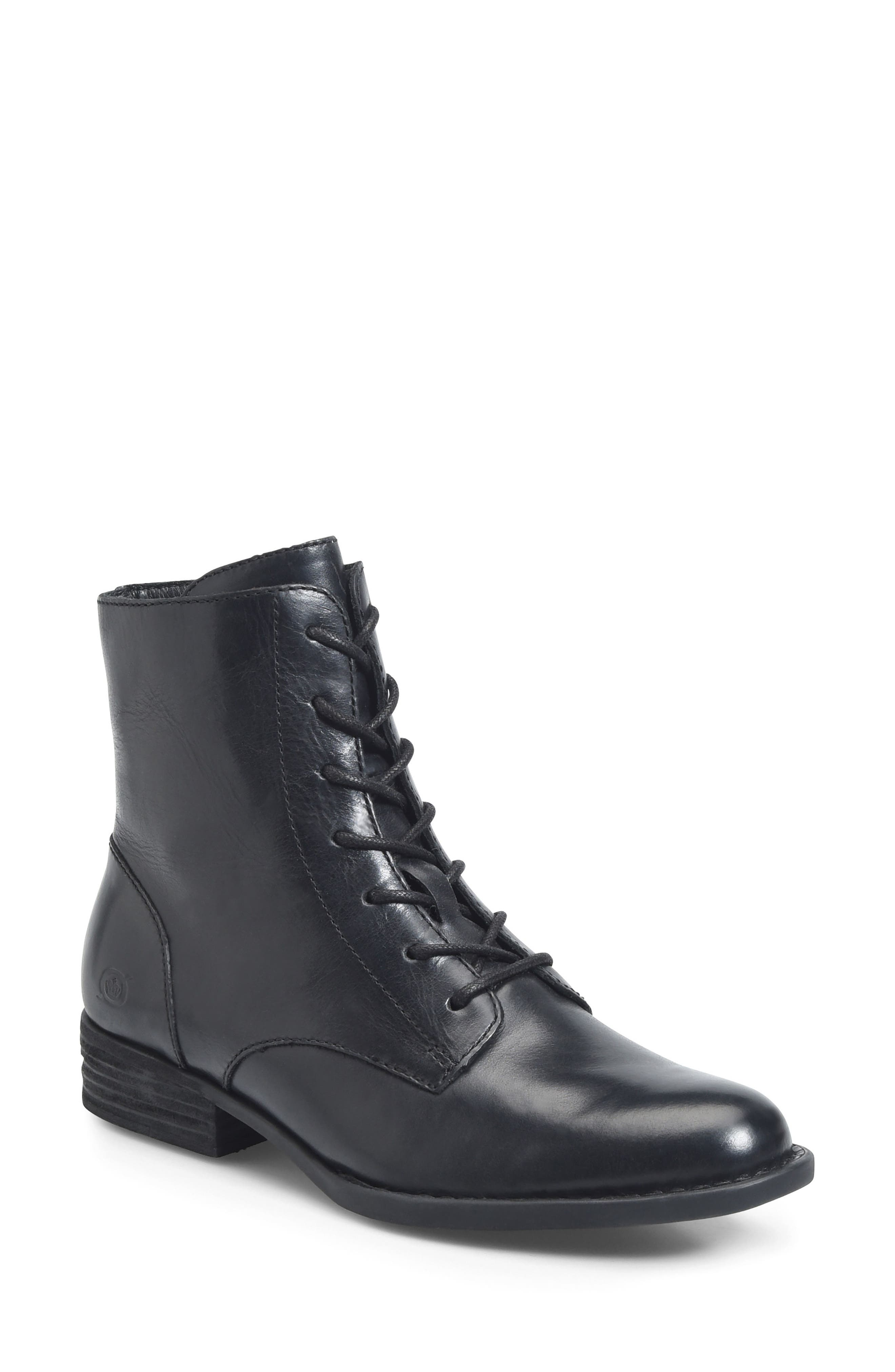 Clements Lace-Up Boot,                             Main thumbnail 2, color,