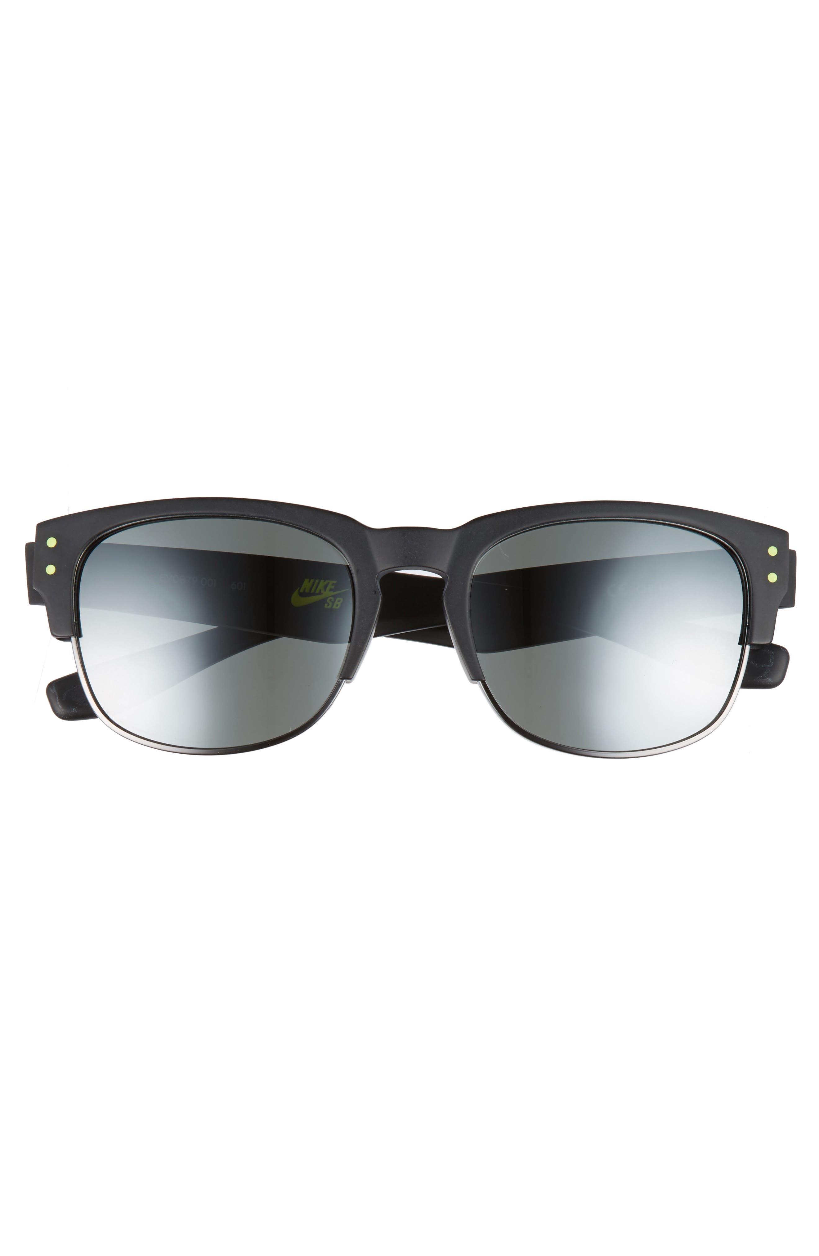 Volition 54mm Sunglasses,                             Alternate thumbnail 3, color,                             001