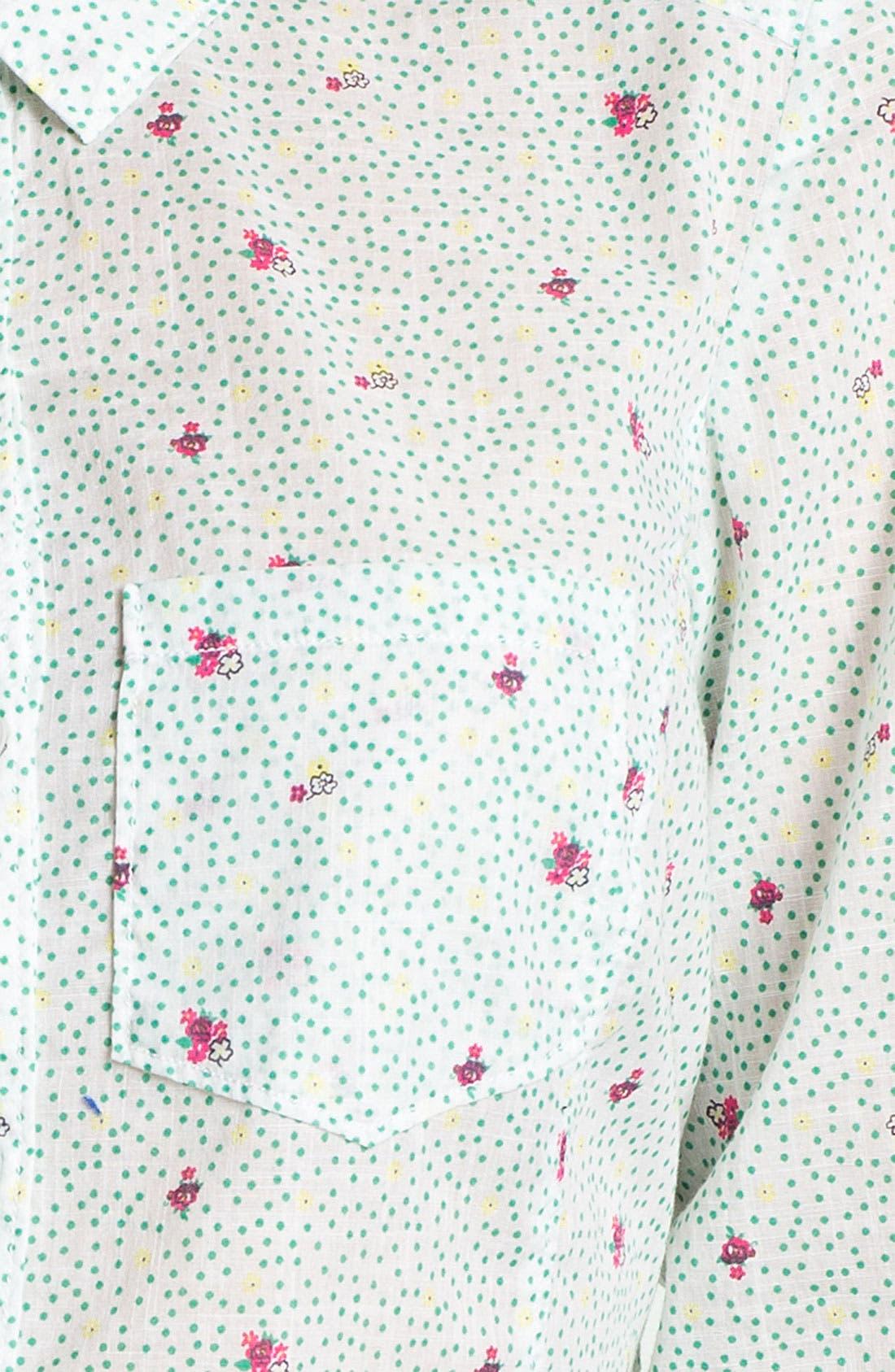 Long Sleeve Shirt,                             Alternate thumbnail 121, color,