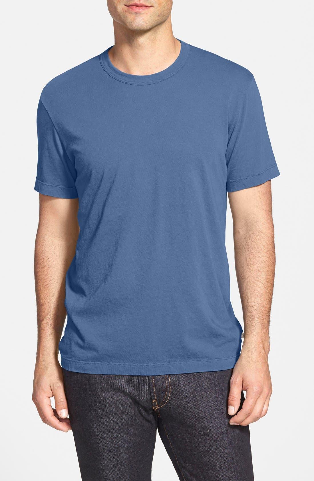 Crewneck Jersey T-Shirt,                             Main thumbnail 68, color,