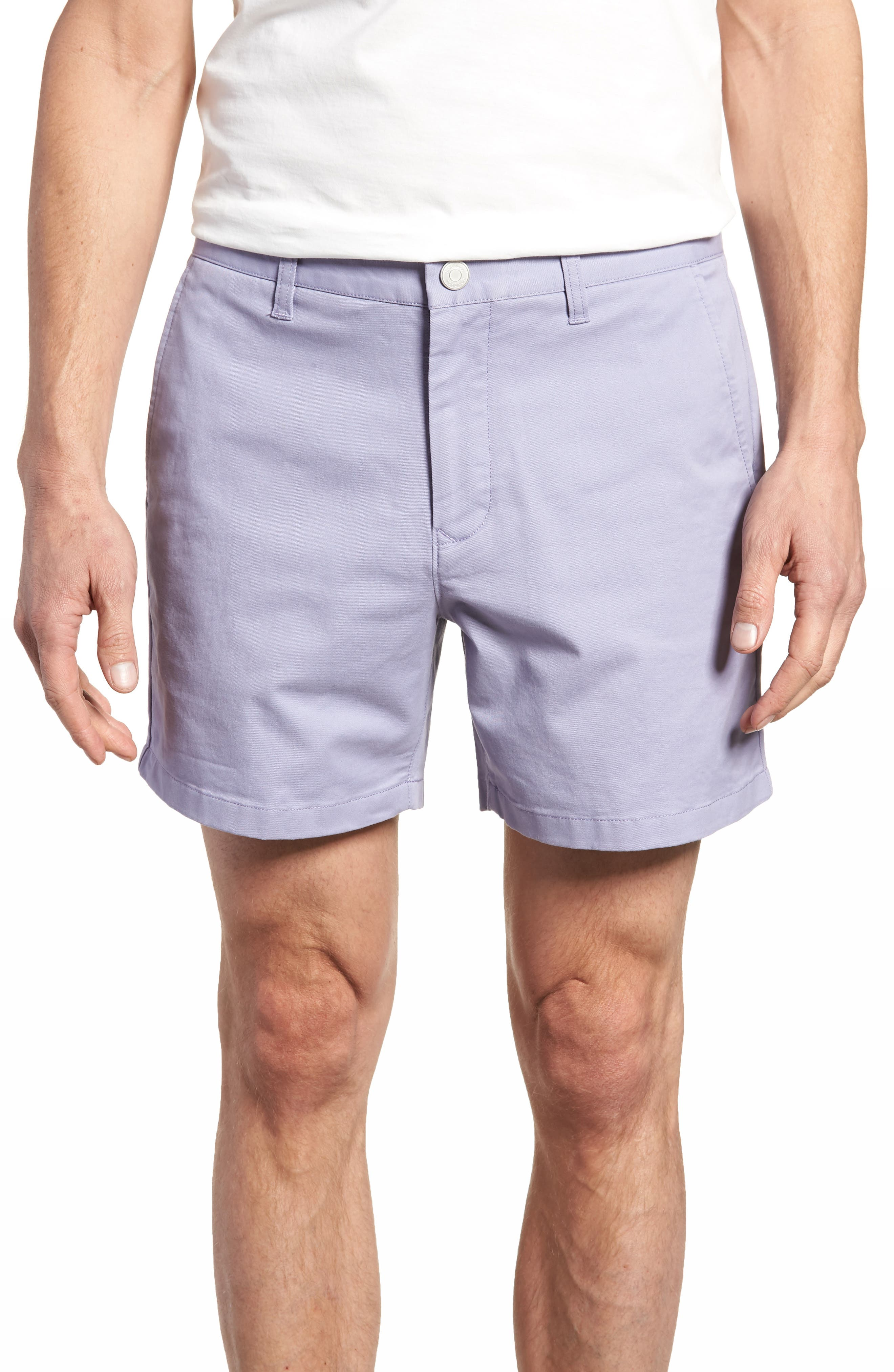 Stretch Washed Chino 5-Inch Shorts,                             Main thumbnail 15, color,