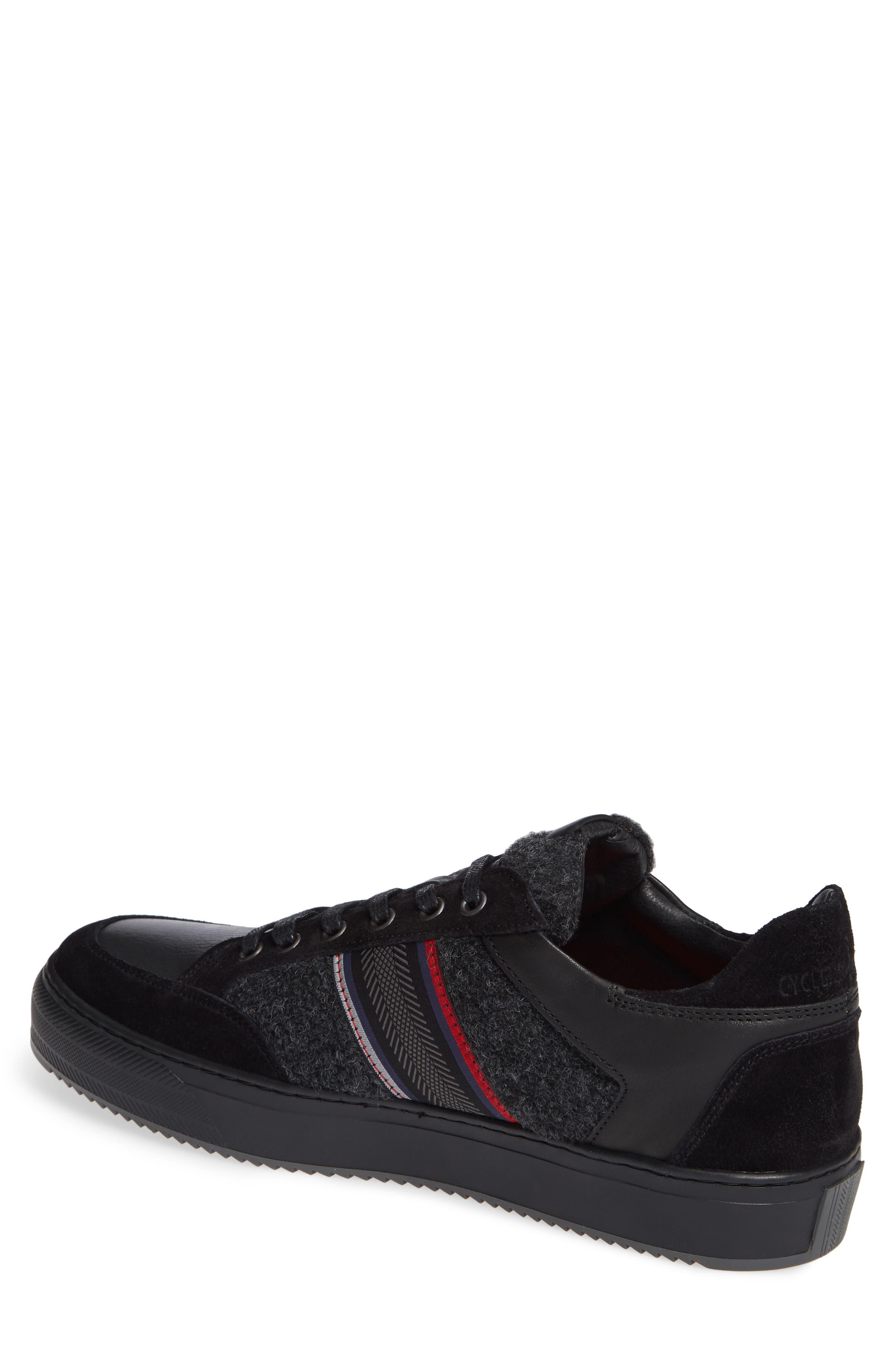Poggio Sneaker,                             Alternate thumbnail 2, color,                             BLACK