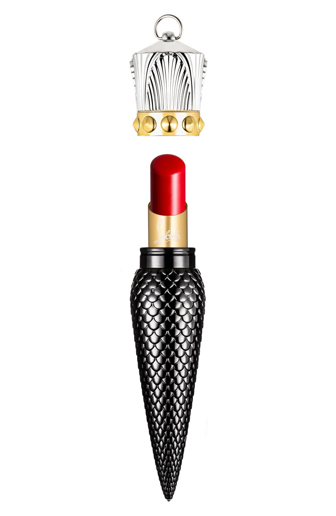 Rouge Louboutin Sheer Voile Lip Colour,                             Main thumbnail 1, color,                             ROUGE LOUBOUTIN 001S