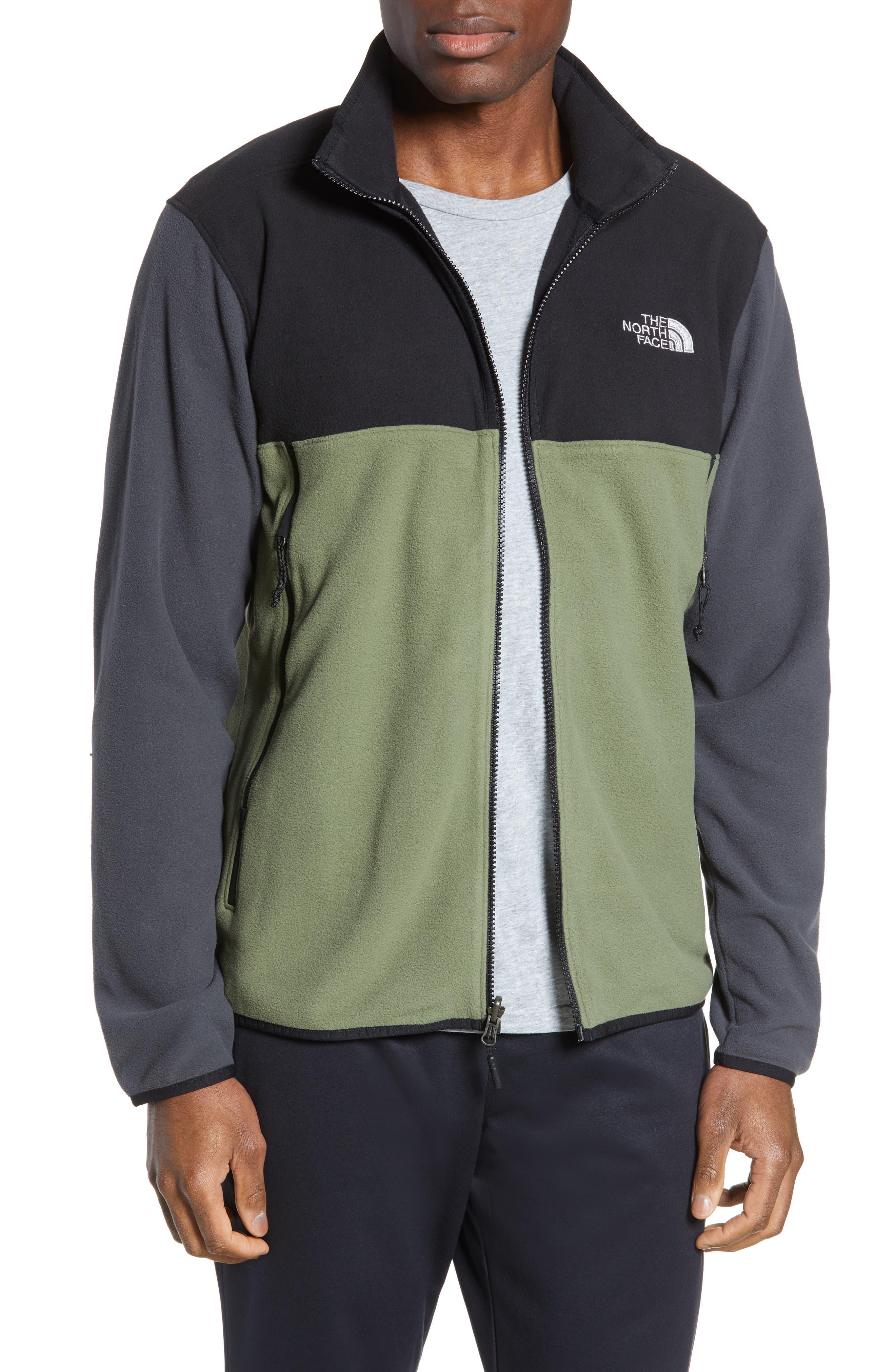 The North Face Glacier Alpine Jacket, Green