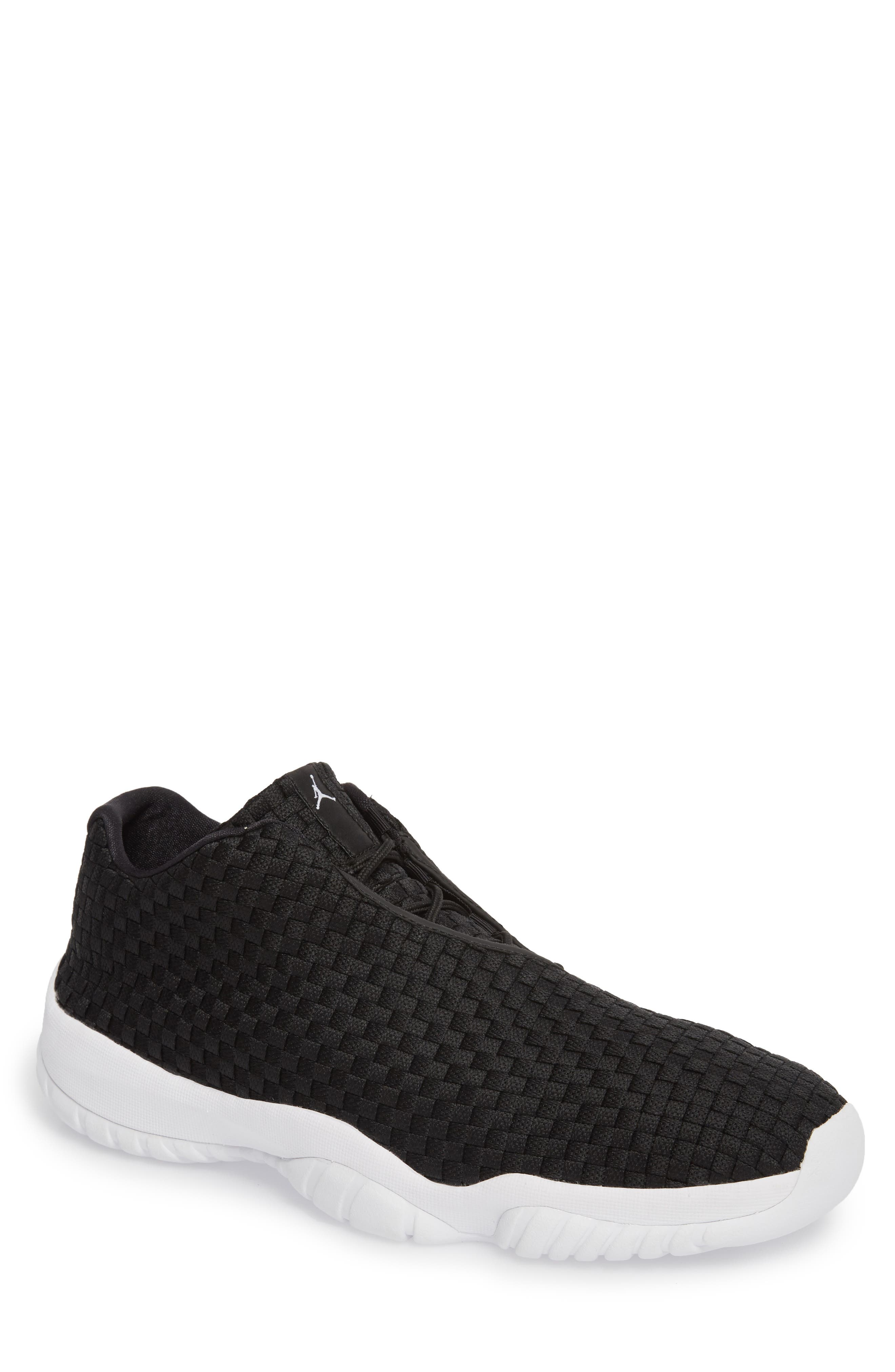Air Jordan Future Woven Sneaker,                             Main thumbnail 1, color,                             002