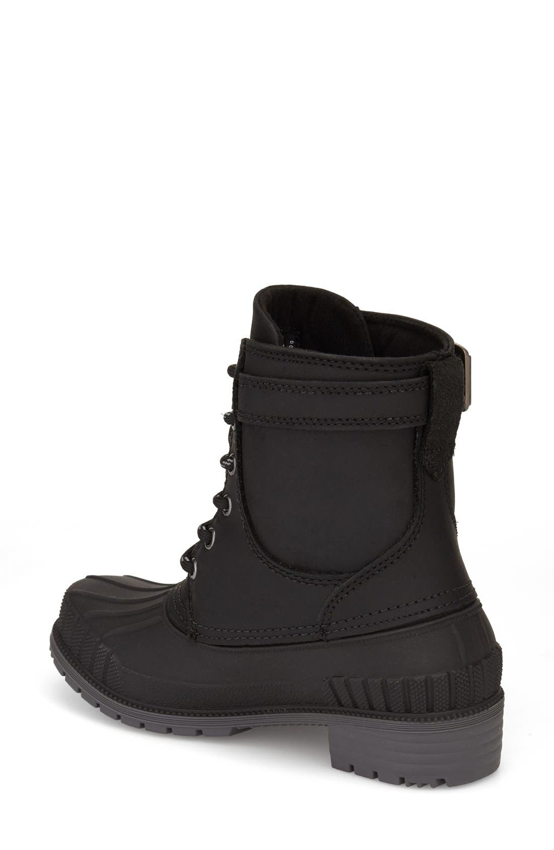 Evelyn Waterproof Boot,                             Alternate thumbnail 2, color,                             010