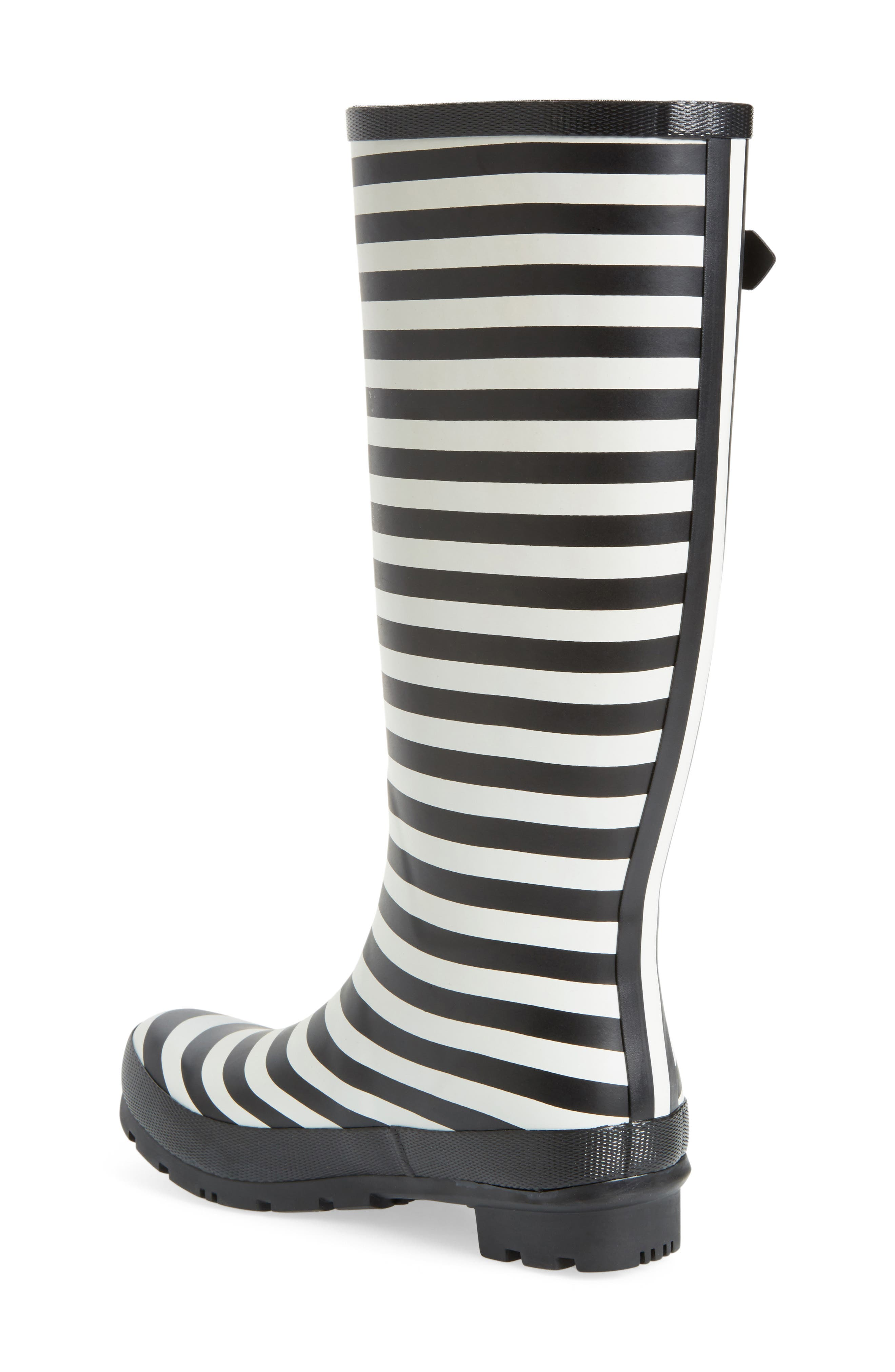 'Welly' Print Rain Boot,                             Alternate thumbnail 74, color,