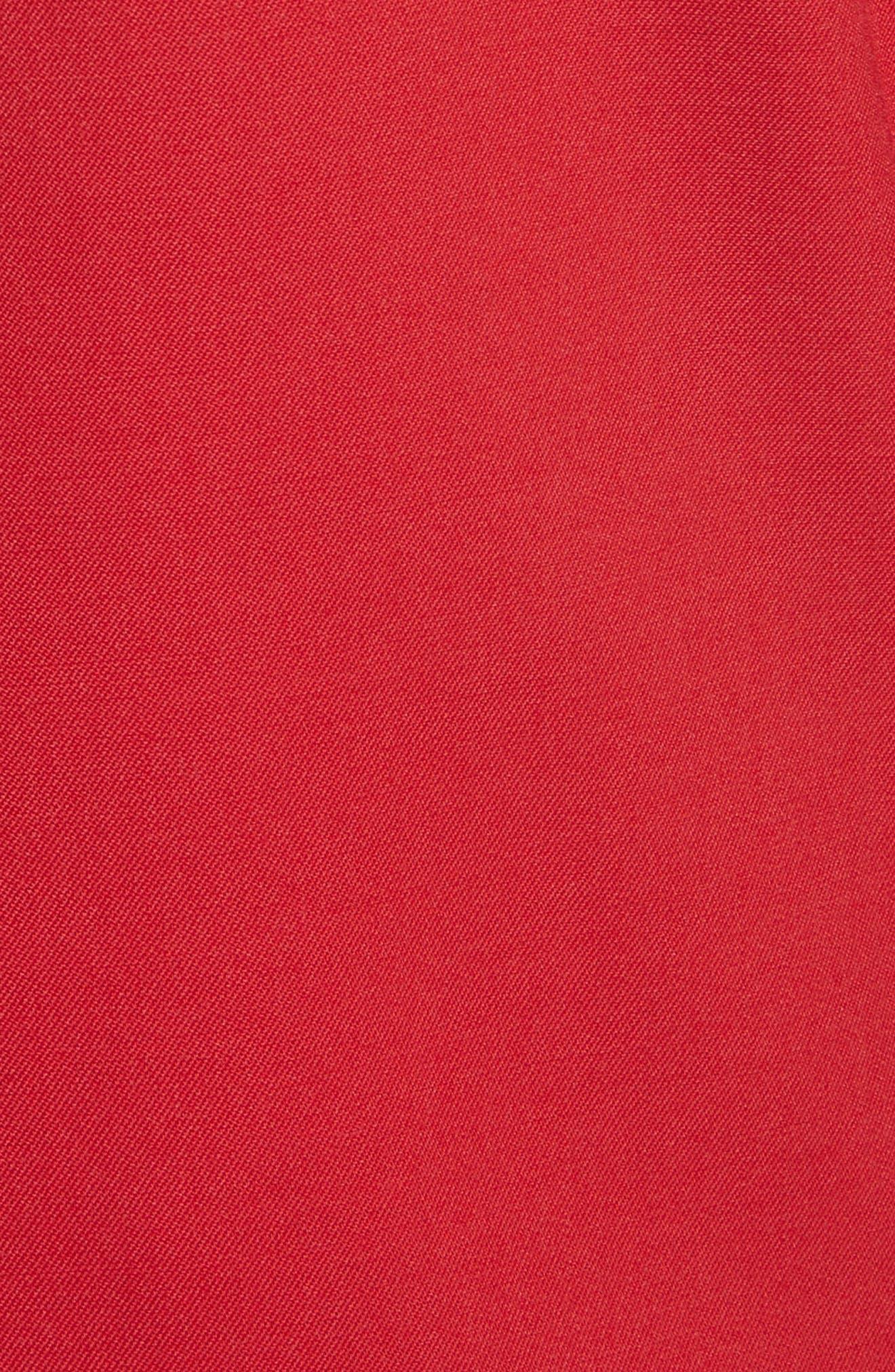 Stretch Wool Boyfriend Blazer,                             Alternate thumbnail 6, color,                             641