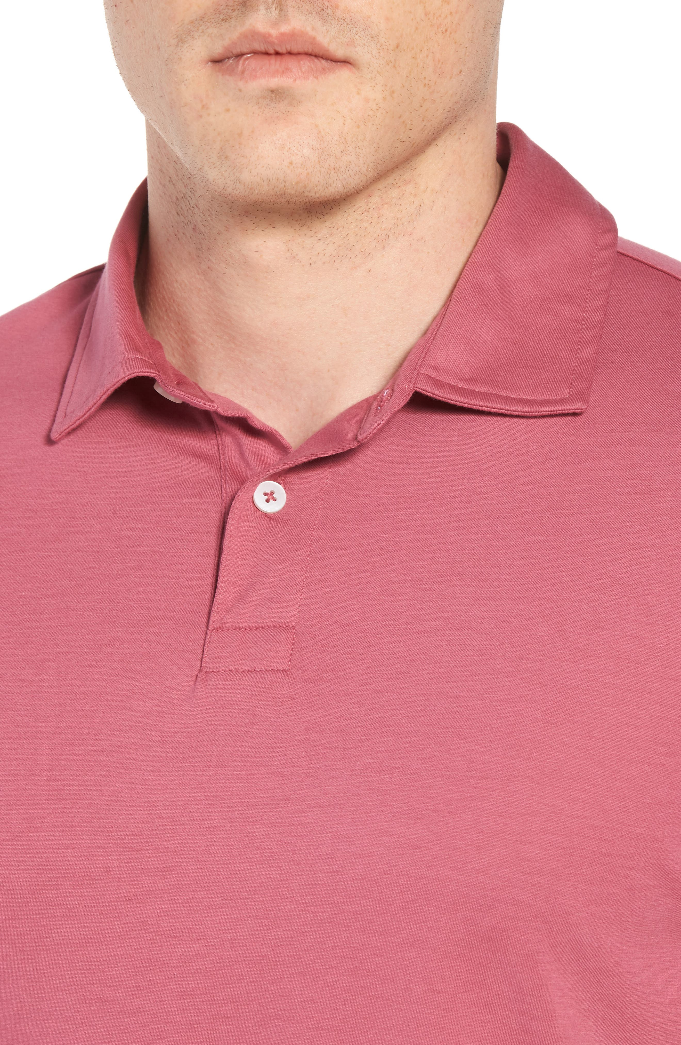 Refined Jersey Polo,                             Alternate thumbnail 32, color,