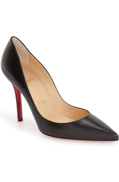 4a0ec0fd6eed Christian Louboutin  Apostrophy  Pointy Toe Pump