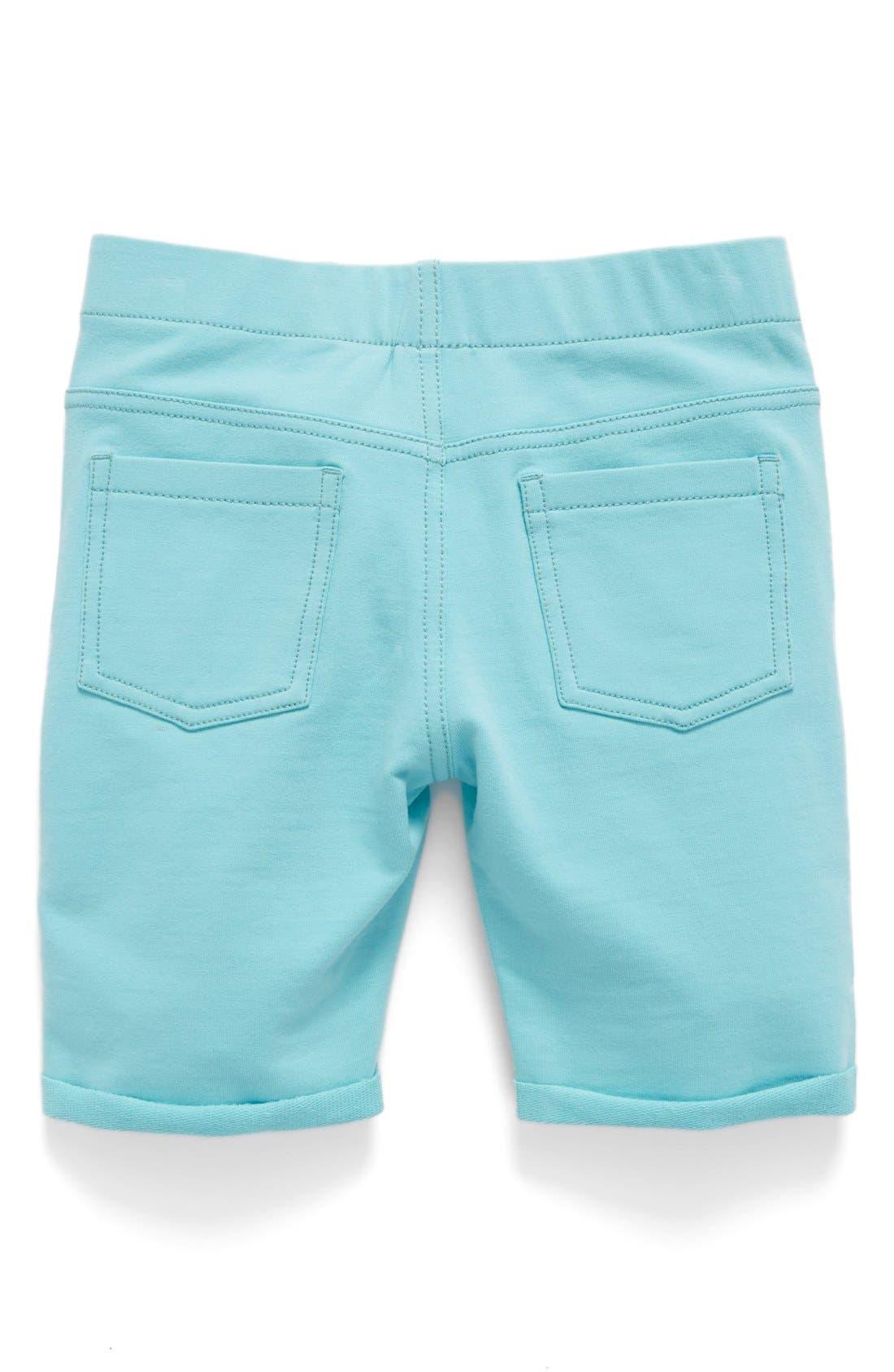'Jenna' Jegging Shorts,                             Alternate thumbnail 25, color,