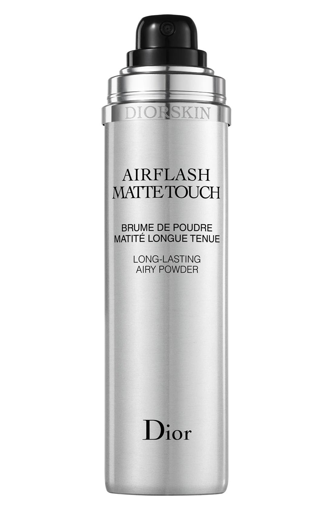 'Airflash - Matte Touch' Long-Lasting Airy Powder Finishing Spray,                             Alternate thumbnail 2, color,                             000