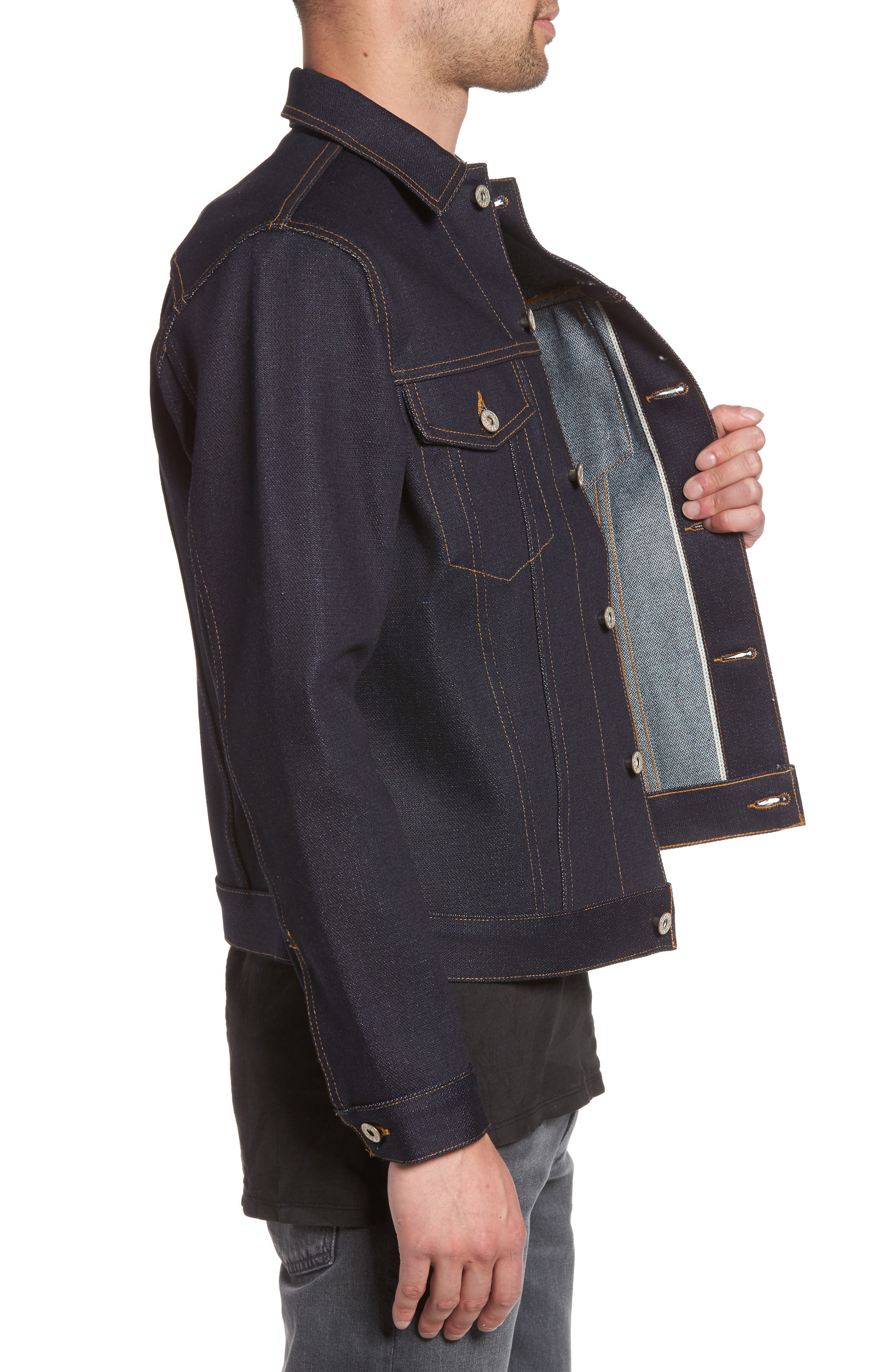 Jacket,                             Alternate thumbnail 3, color,                             401