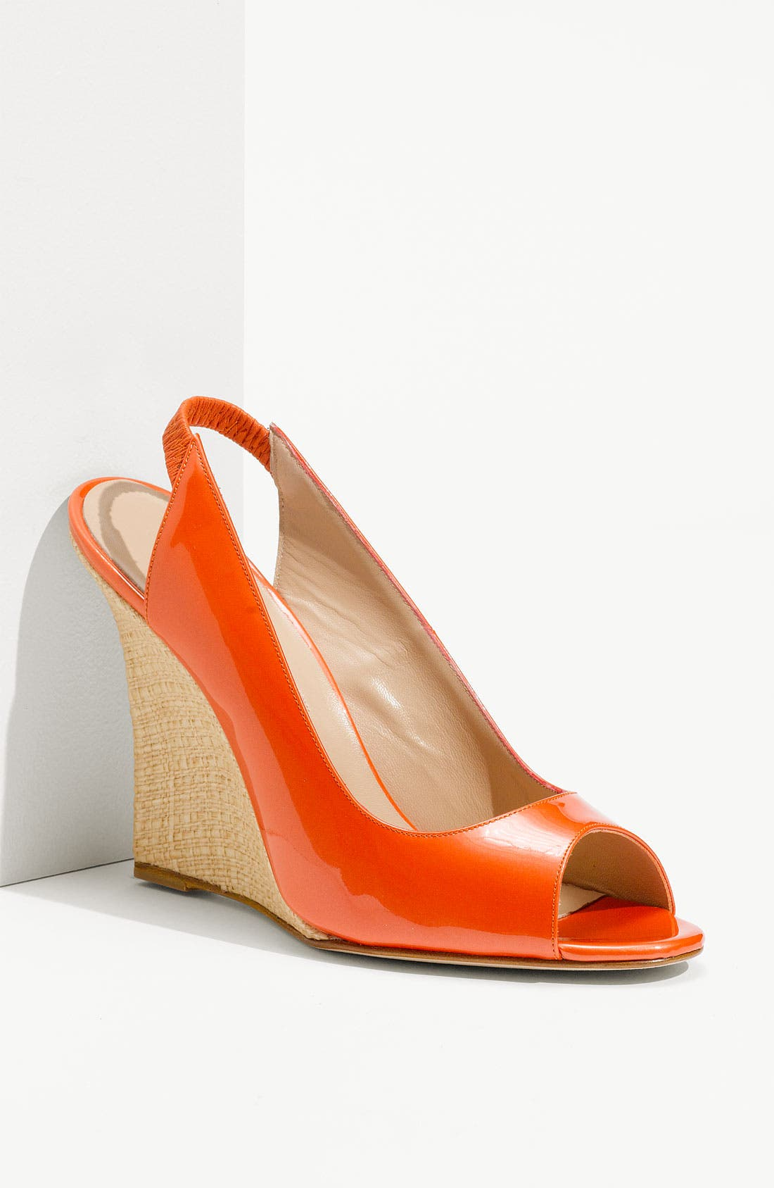 'Maniapla' Slingback Wedge,                             Main thumbnail 2, color,