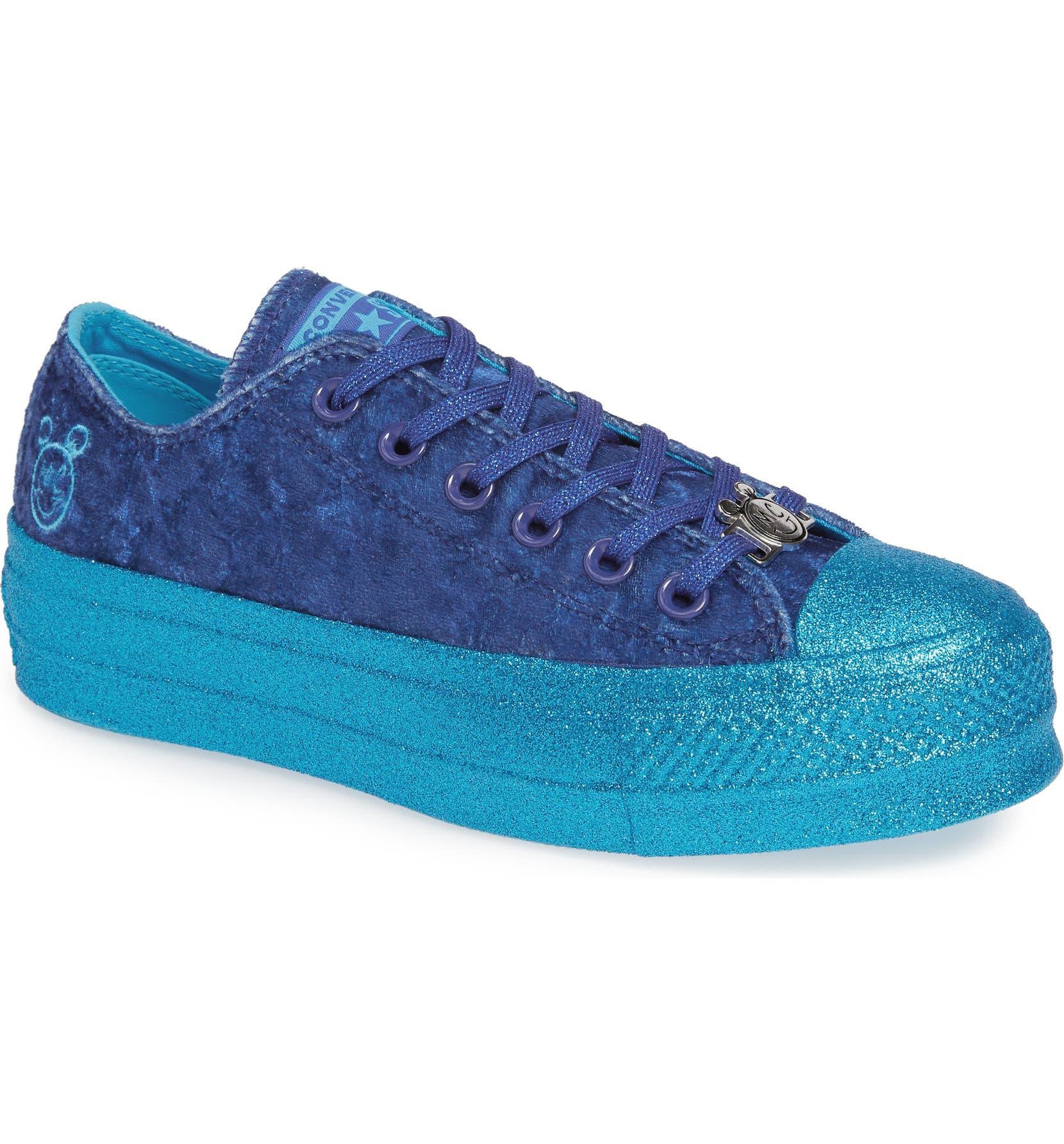 c4a52a3f1f0 Converse x Miley Cyrus Chuck Taylor All-Star Lo Sneaker (Women ...