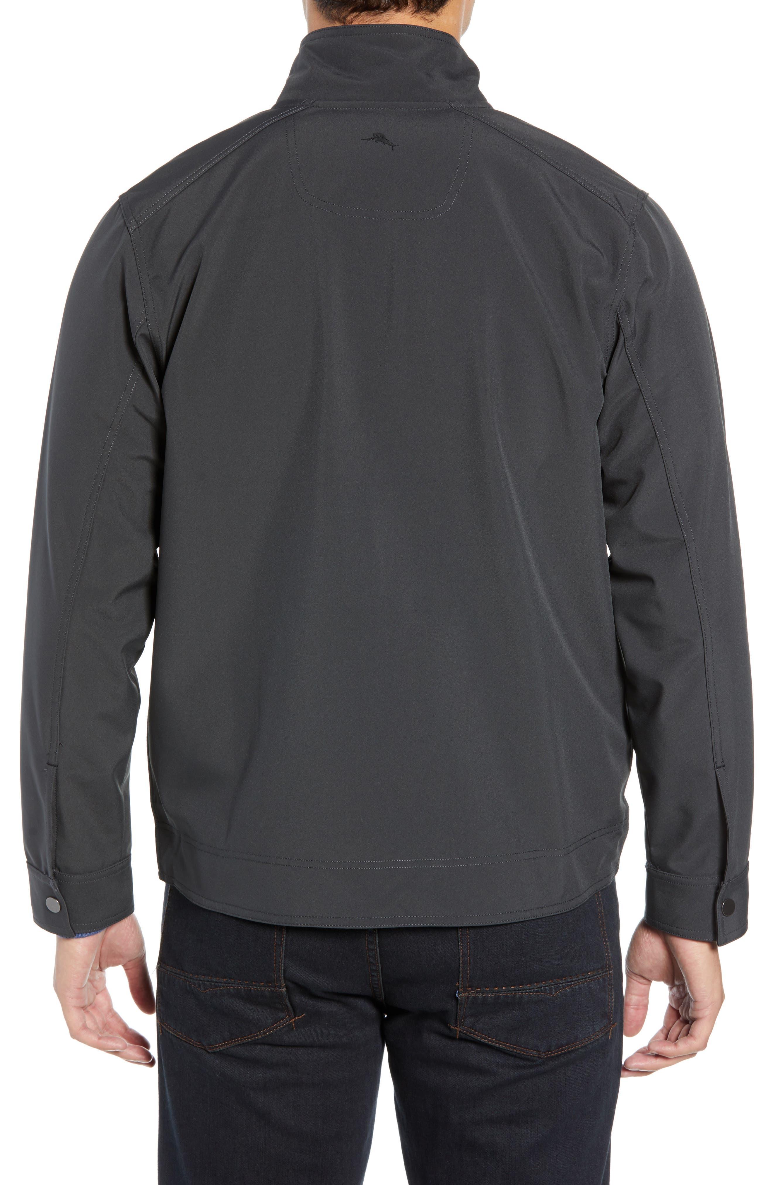 Ace Flier Zip Jacket,                             Alternate thumbnail 2, color,                             ASH GREY