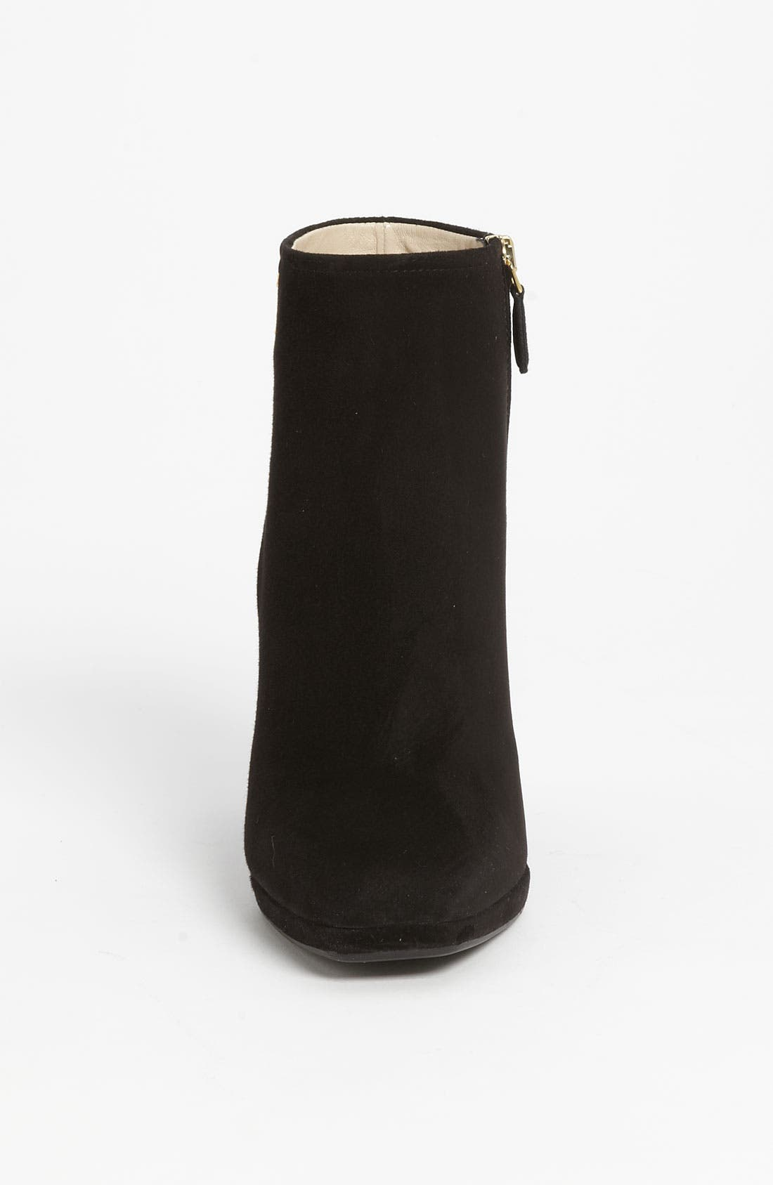 Wedge Ankle Boot,                             Alternate thumbnail 3, color,                             001