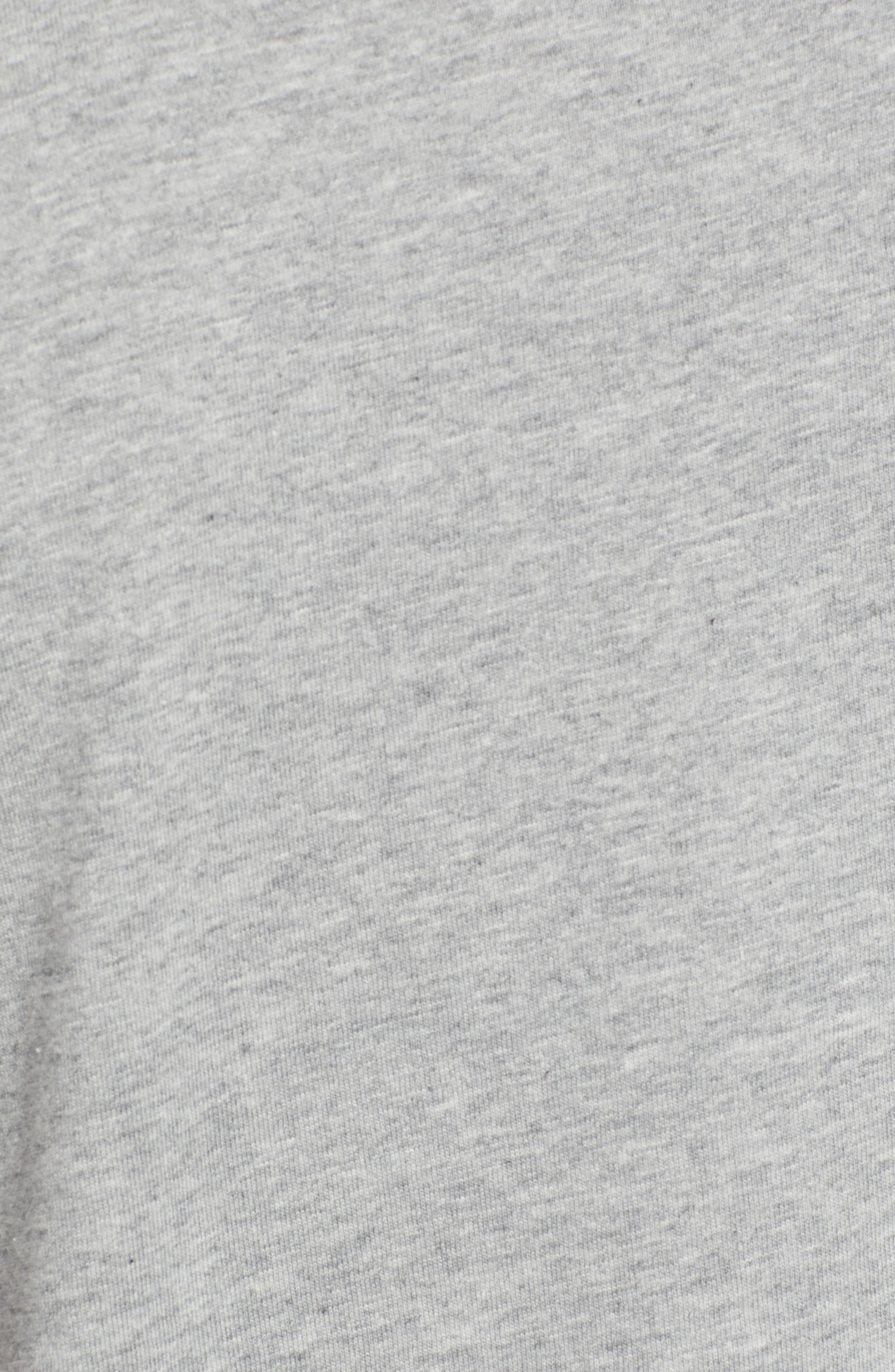 Graphic T-Shirt,                             Alternate thumbnail 5, color,                             HEATHER GREY
