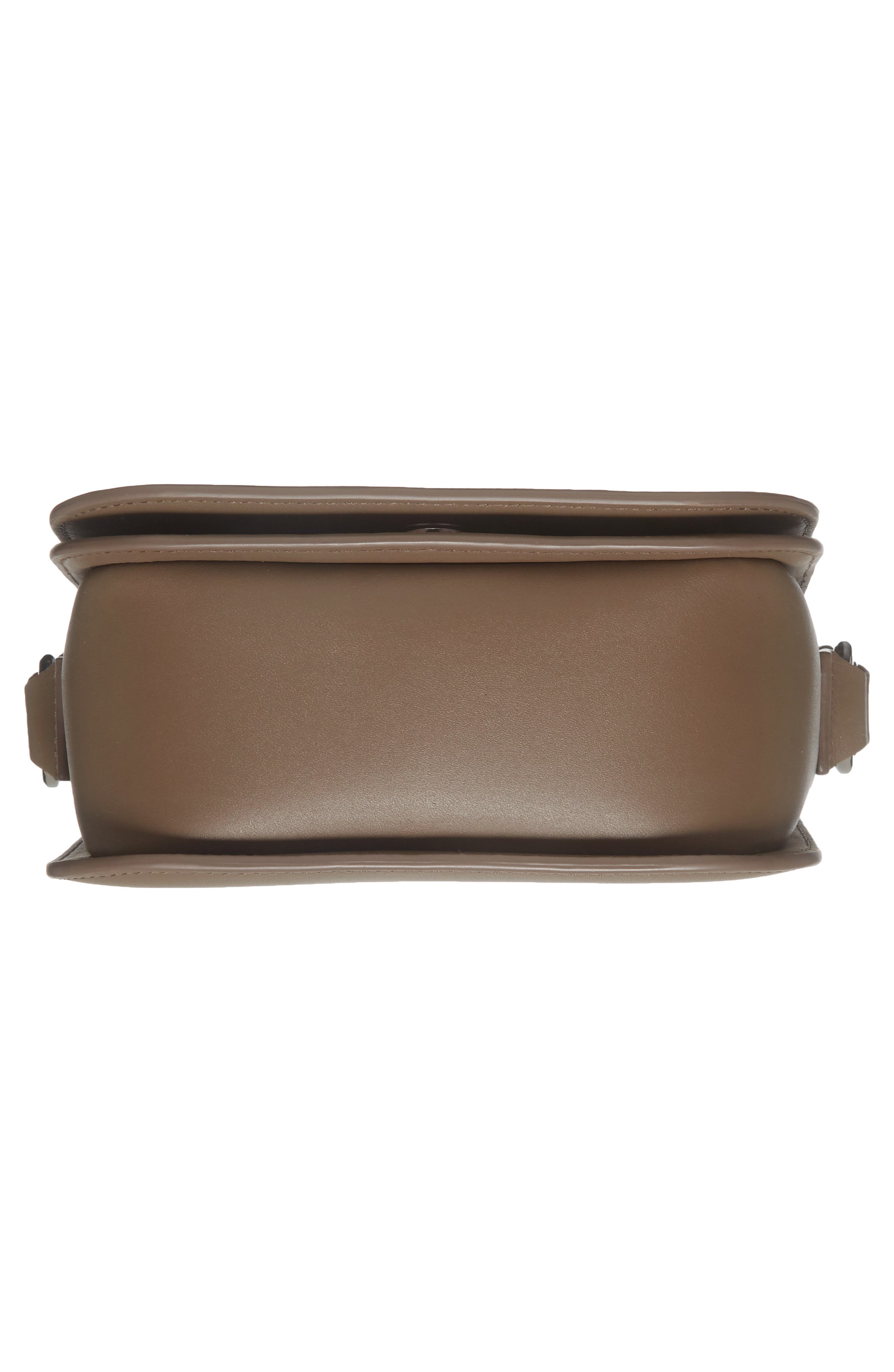 Ray Leather Clutch,                             Alternate thumbnail 6, color,                             200