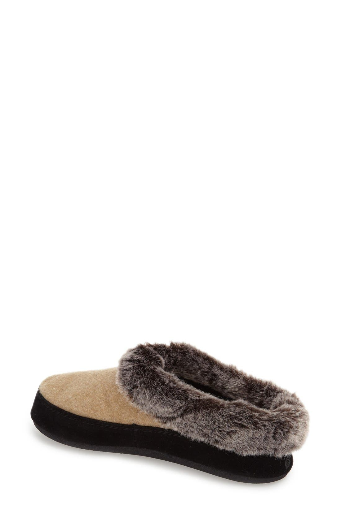 'Cloud Chilla Scuff' Slipper,                             Alternate thumbnail 7, color,