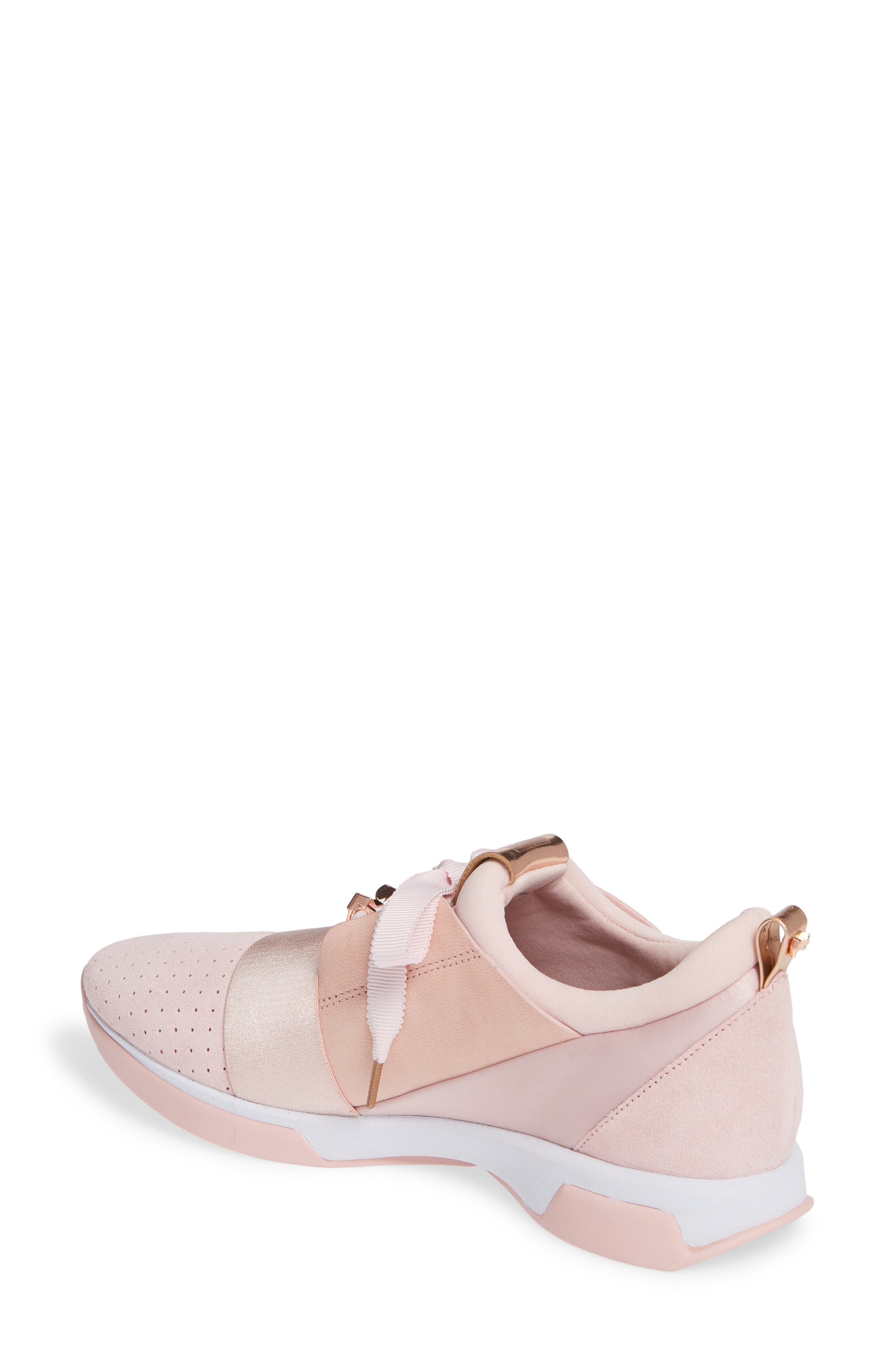 Cepap 2 Sneaker,                             Alternate thumbnail 2, color,                             MINK PINK FABRIC