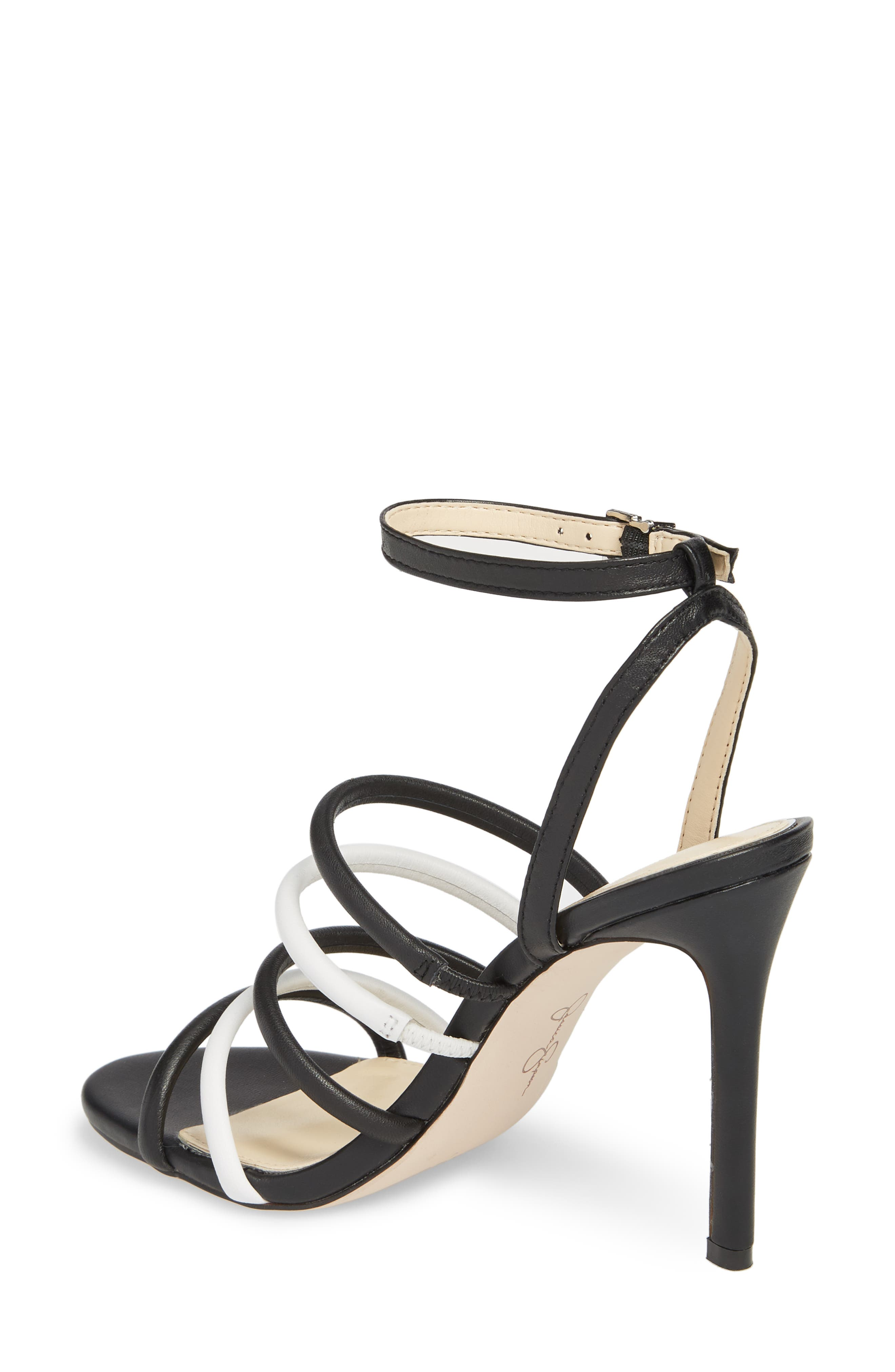 Joselle Strappy Sandal,                             Alternate thumbnail 4, color,
