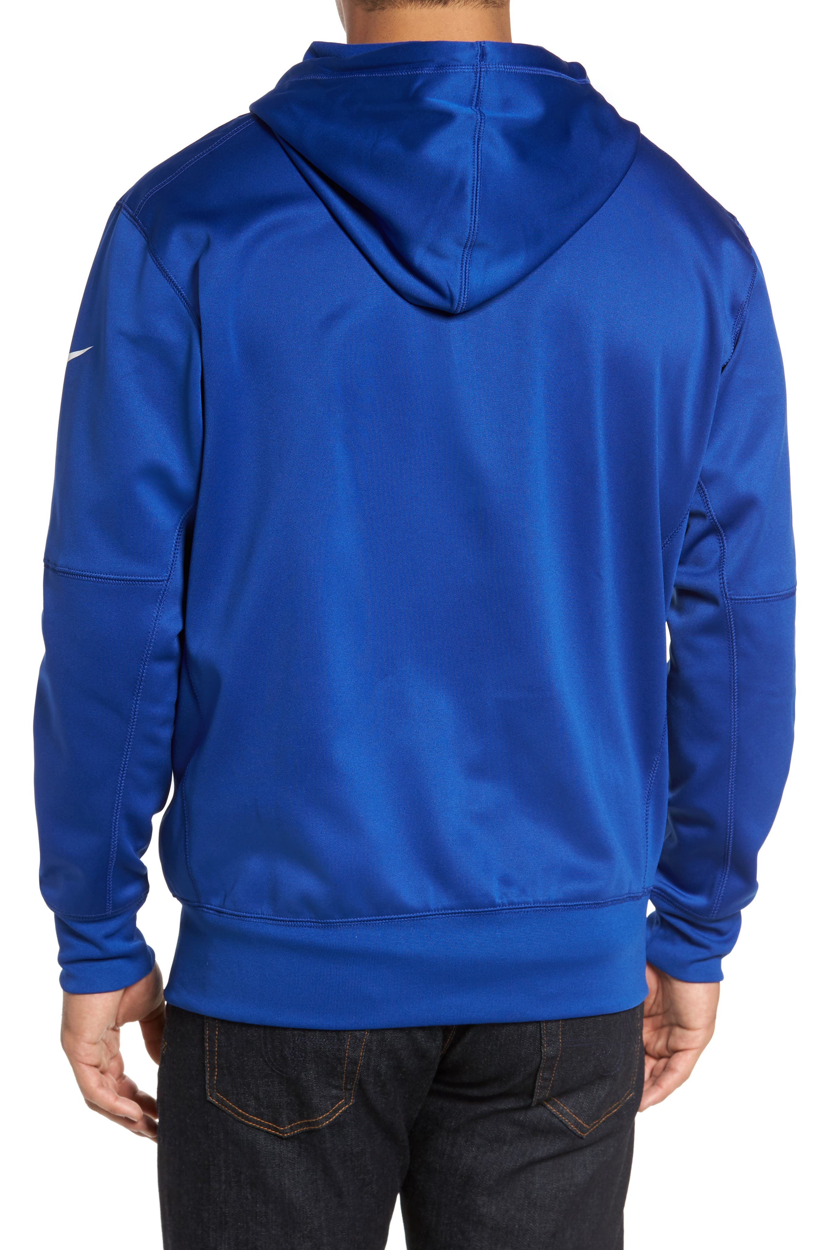 Therma-FIT NFL Graphic Zip Hoodie,                             Alternate thumbnail 14, color,