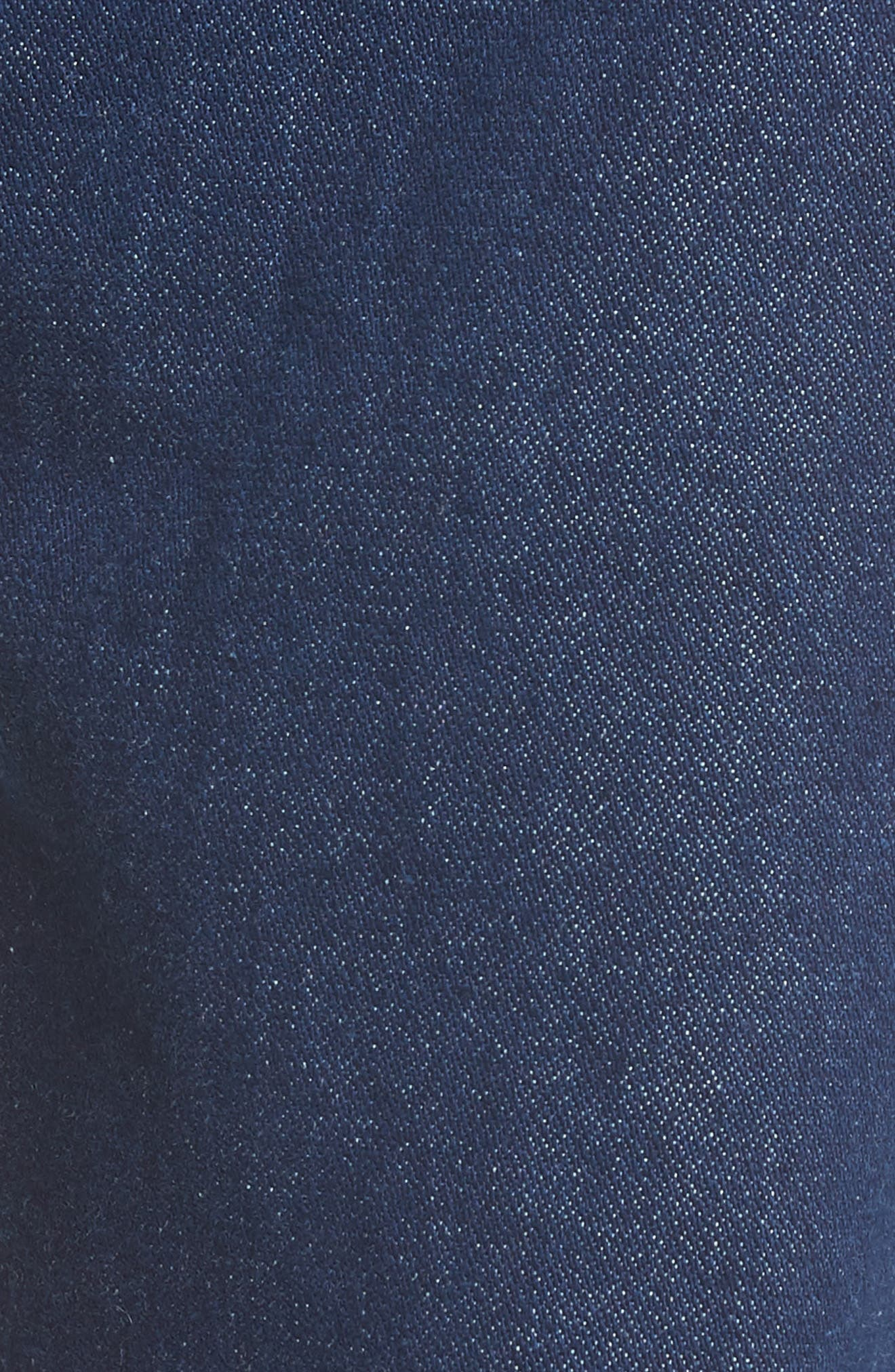 x Wrangler Straight Leg Jeans,                             Alternate thumbnail 5, color,                             PREWASH INDIGO