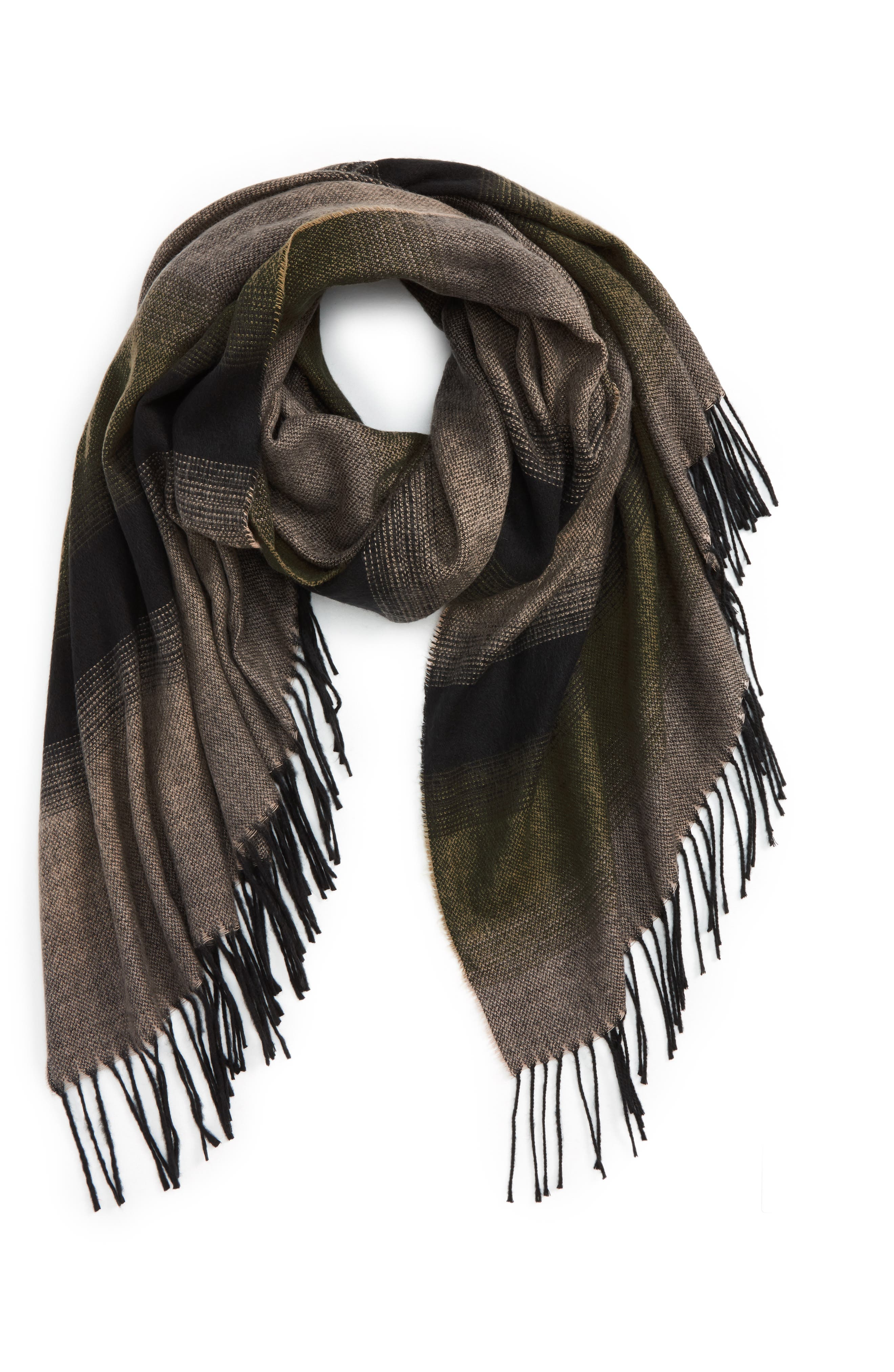 Diego Blanket Scarf,                             Main thumbnail 1, color,