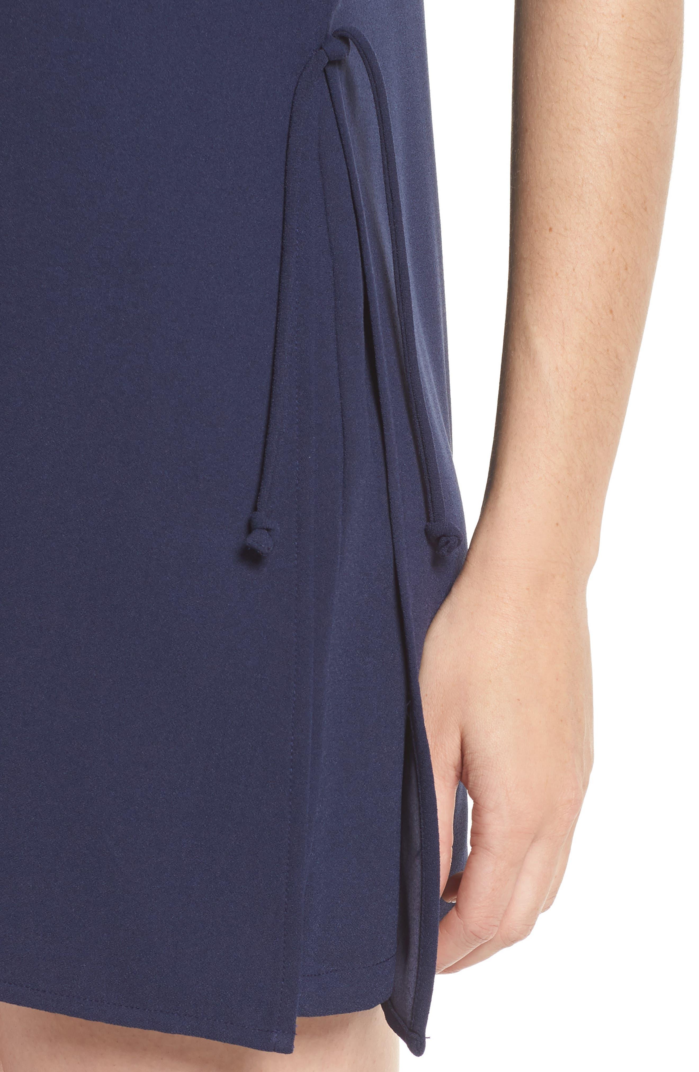 Donna Romper Dress,                             Alternate thumbnail 4, color,                             408