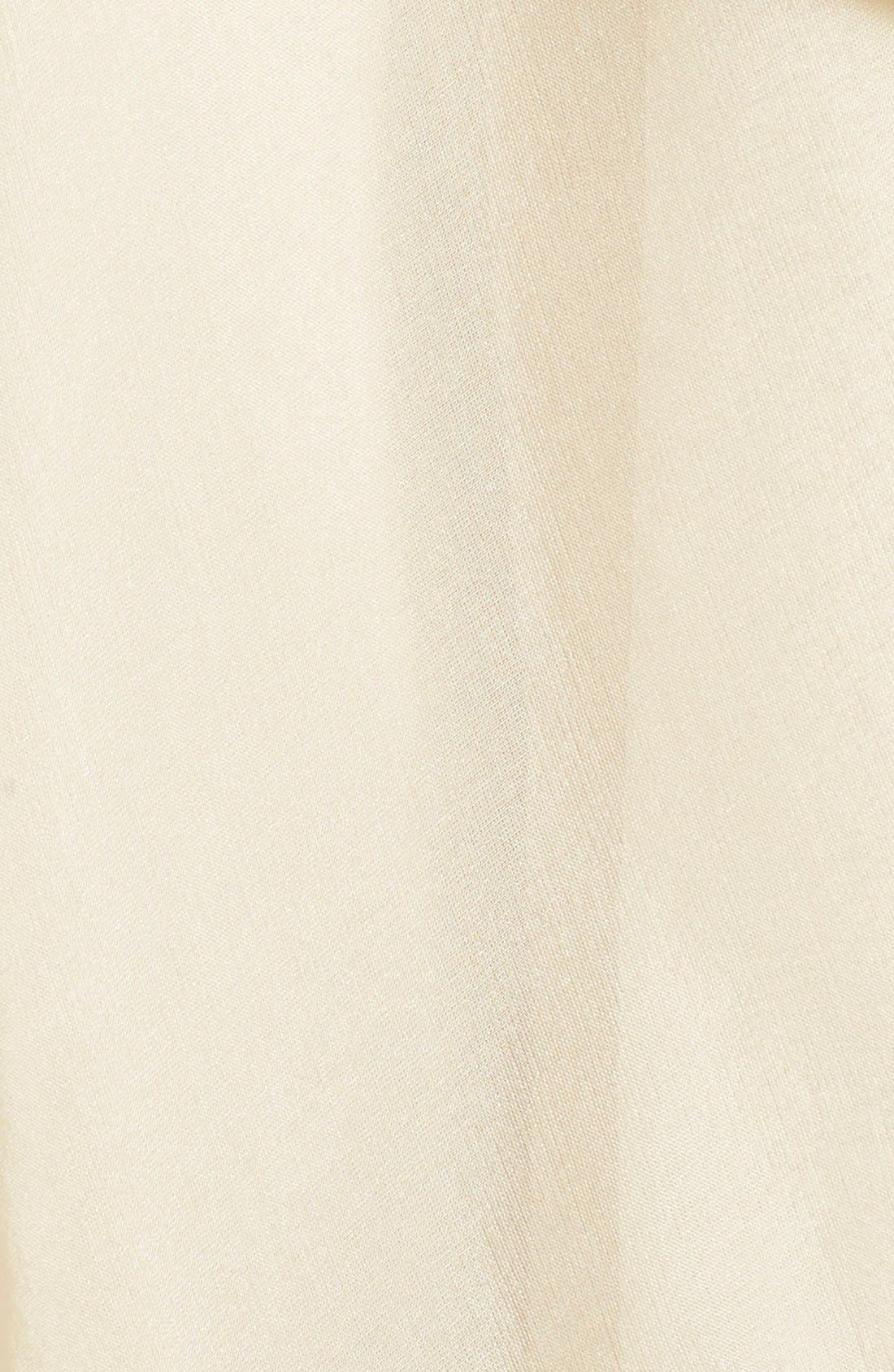 Satin Border Silk Wrap,                             Alternate thumbnail 15, color,