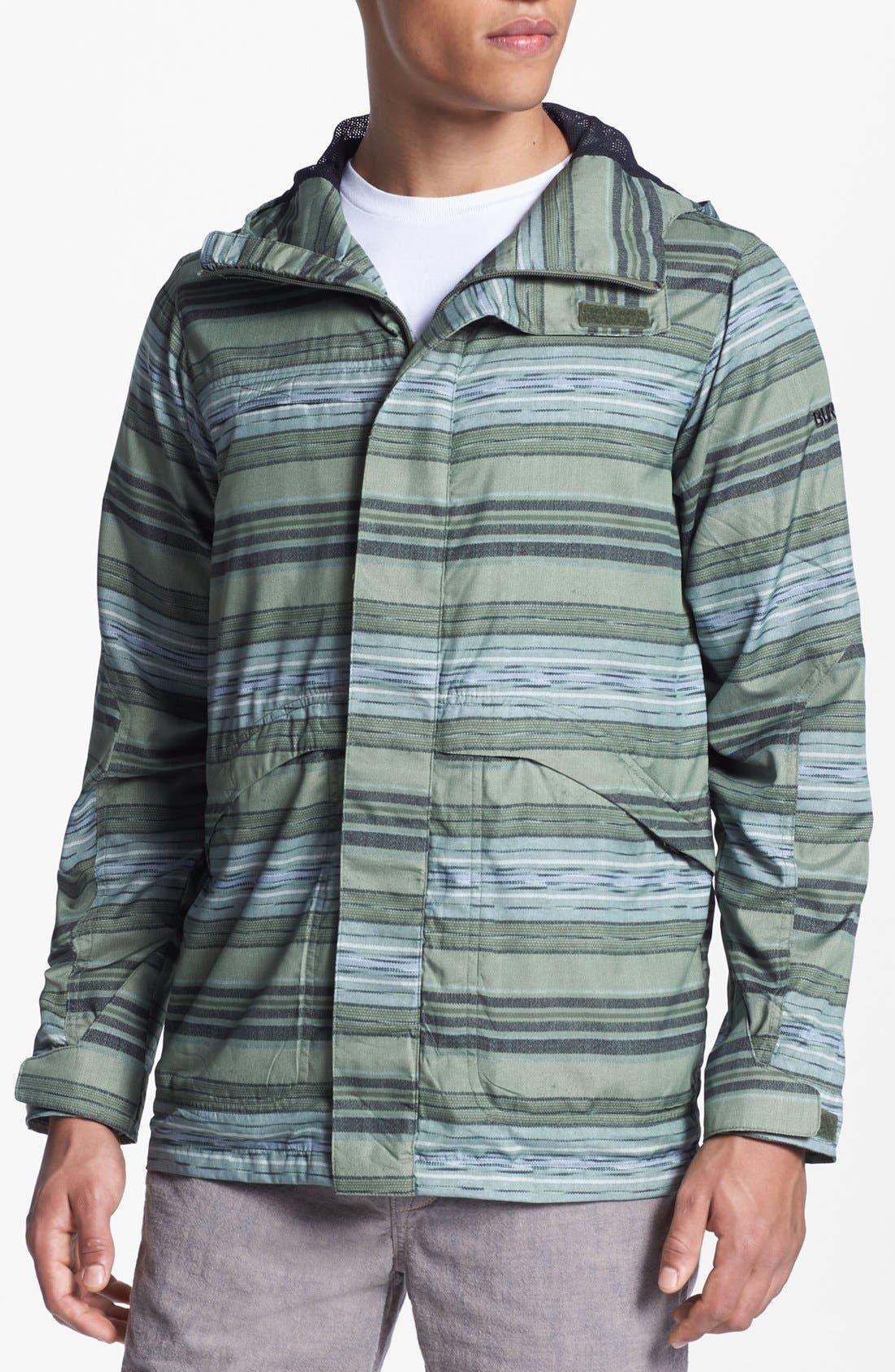 BURTON 'Dover' Jacket, Main, color, 342