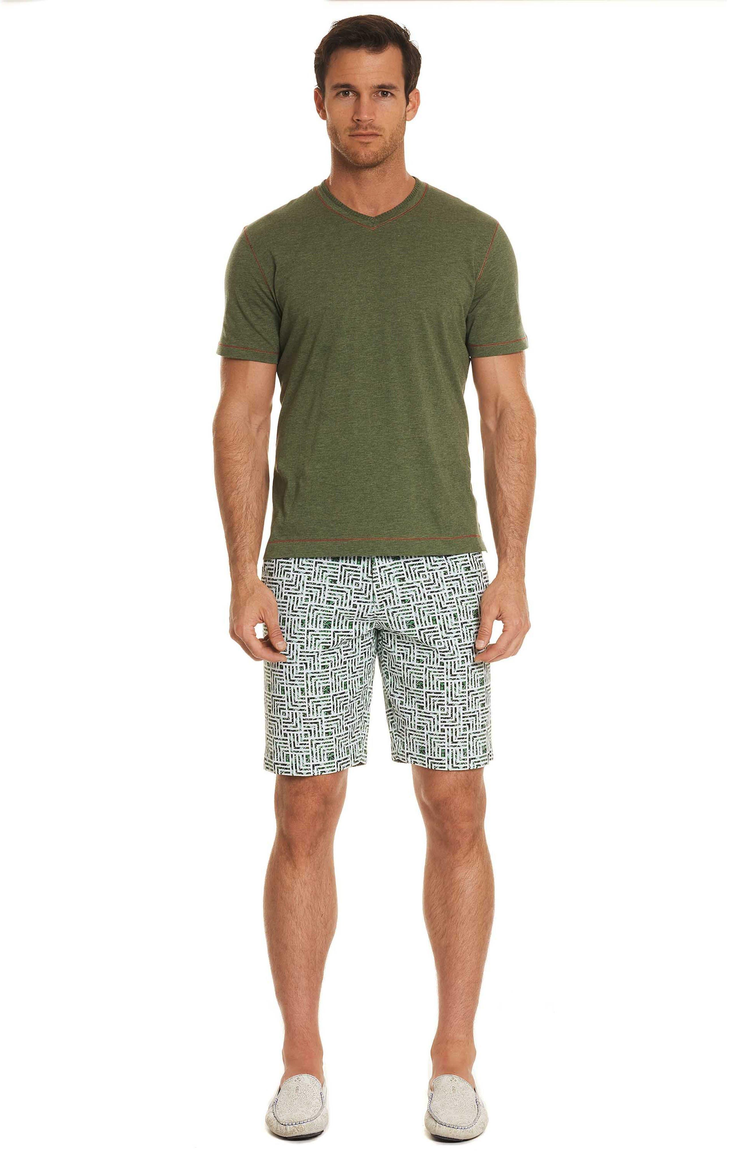 Cristobal Woven Shorts,                             Alternate thumbnail 7, color,