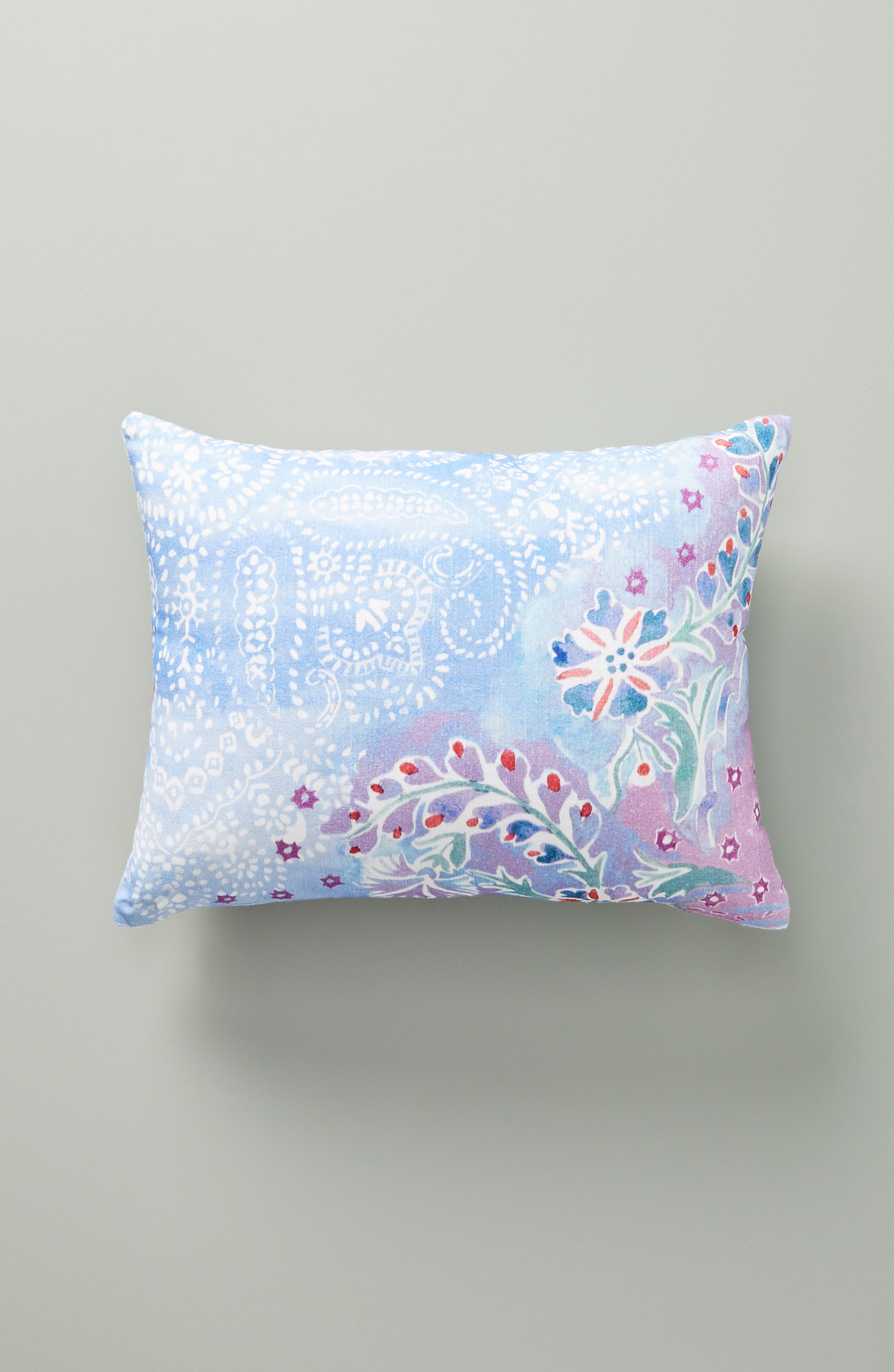 Piper Accent Pillow,                             Alternate thumbnail 2, color,                             PERIWINKLE