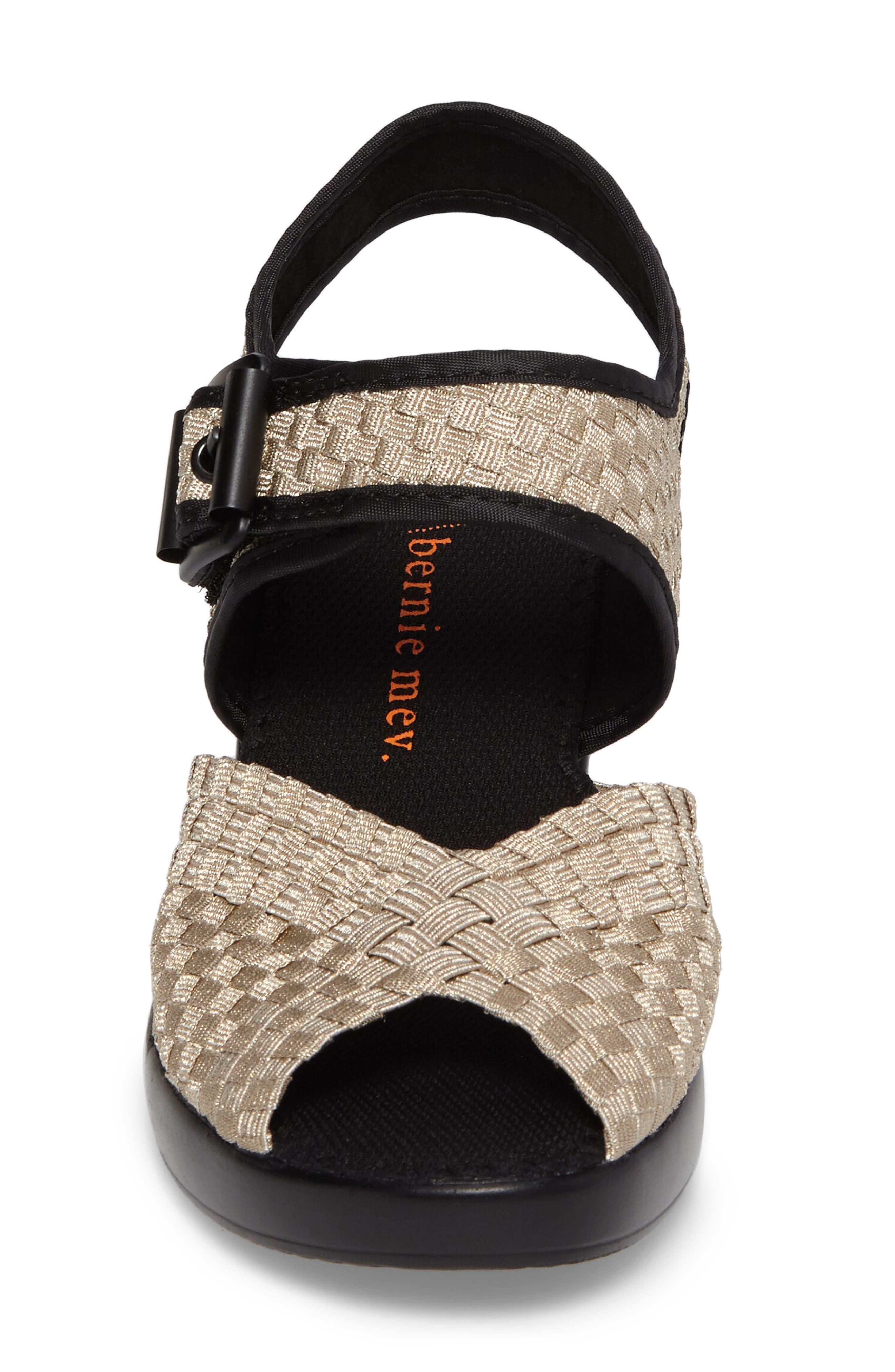 'Drisco' Platform Sandal,                             Alternate thumbnail 4, color,                             718