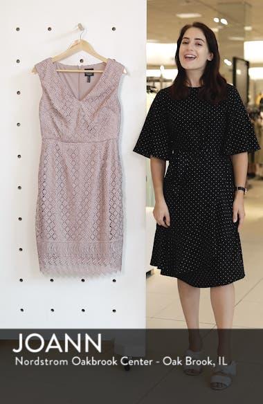 Guipure Lace Dress, sales video thumbnail