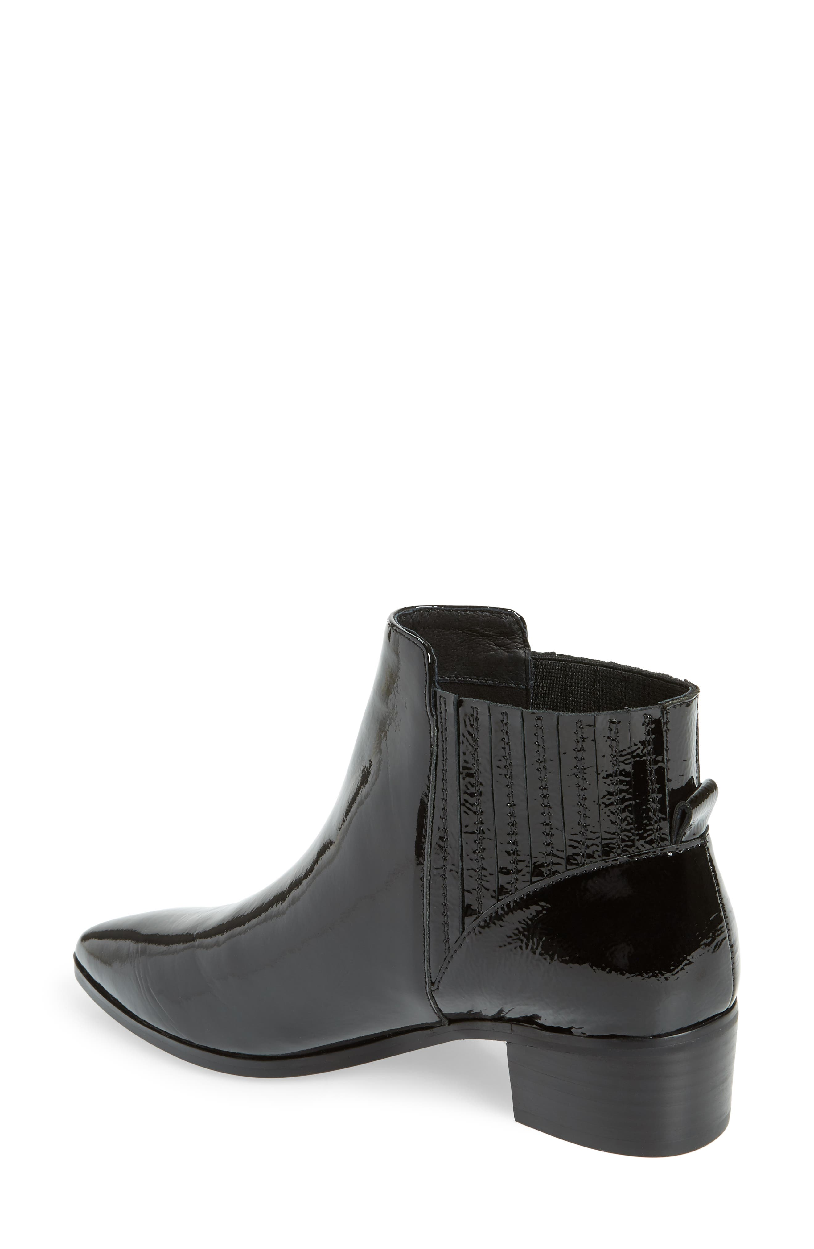 HALOGEN<SUP>®</SUP>,                             Skylar Pointy Toe Bootie,                             Alternate thumbnail 2, color,                             002