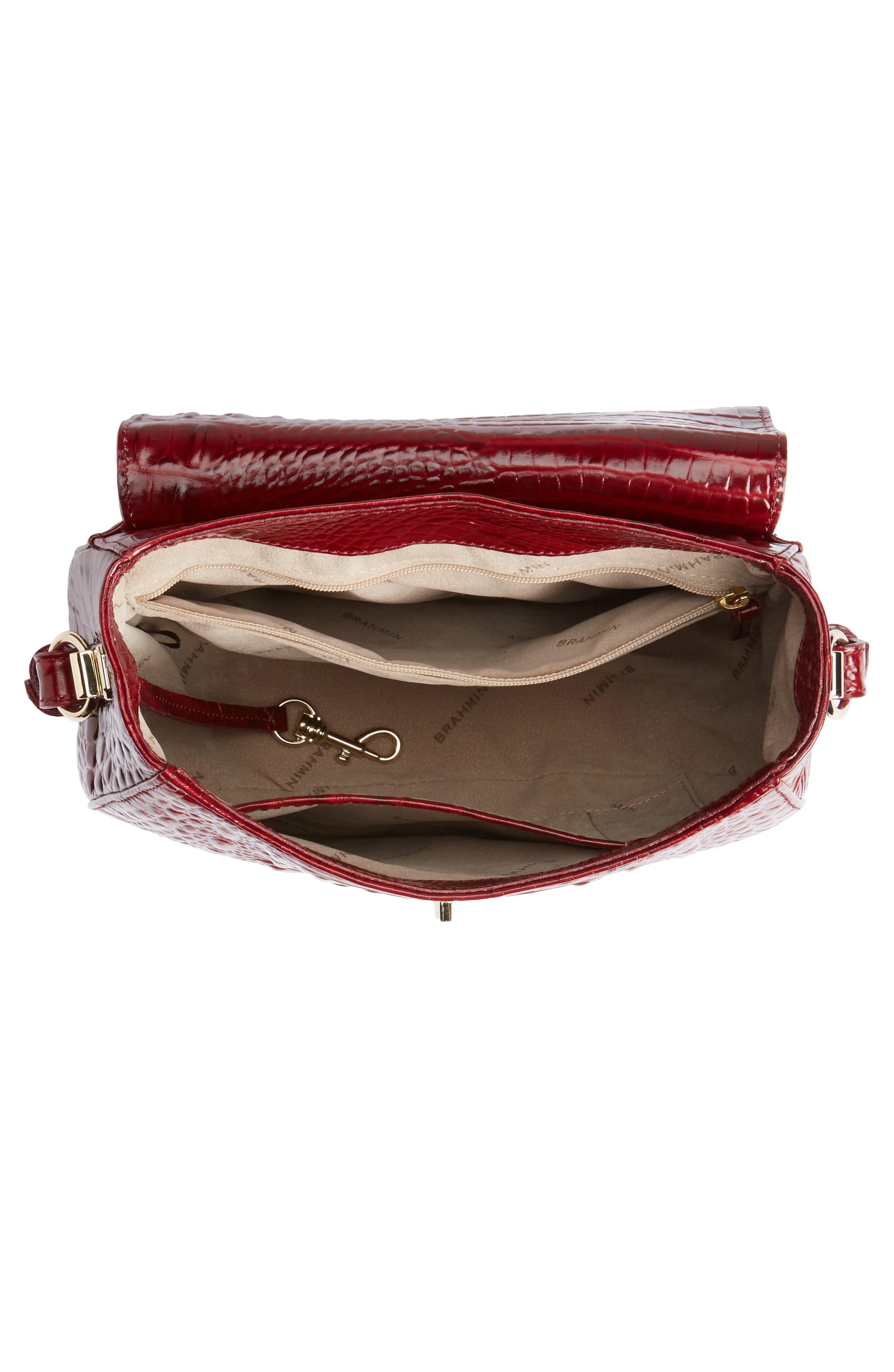 Melbourne - Lizzie Leather Crossbody Bag,                             Alternate thumbnail 20, color,