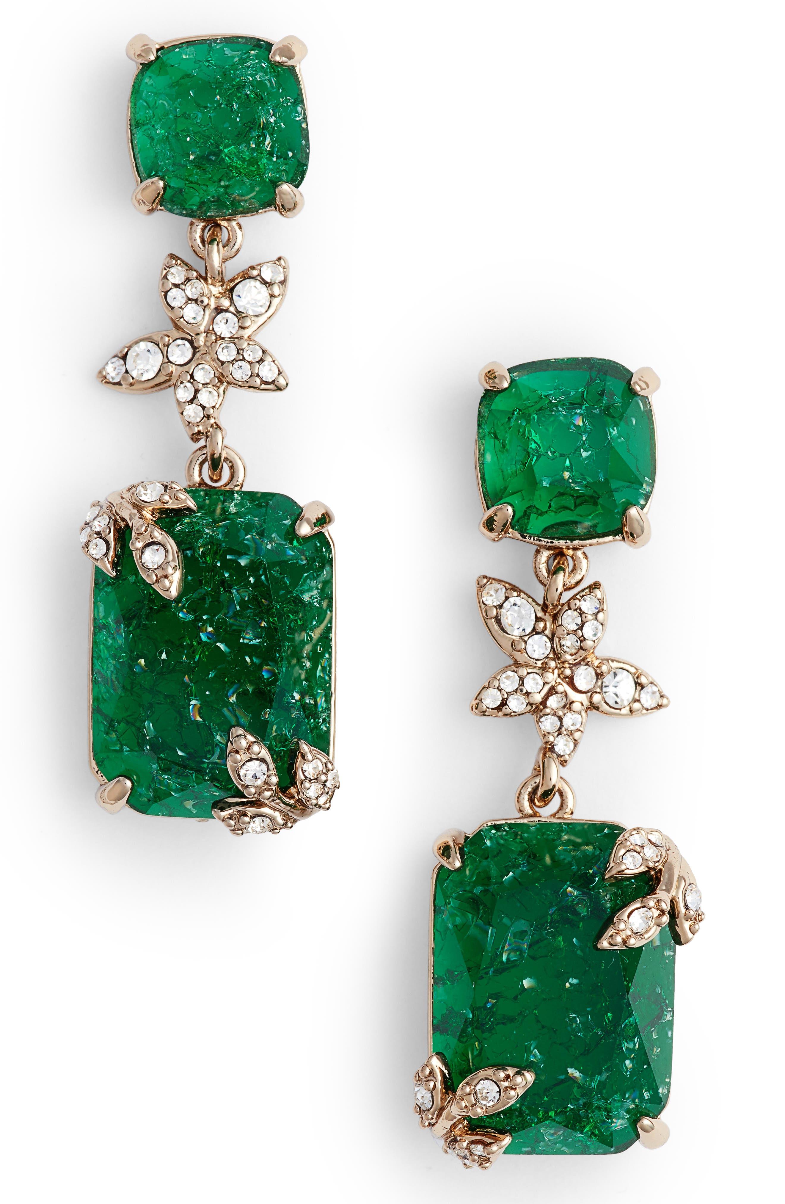 Double Drop Earrings,                             Main thumbnail 2, color,