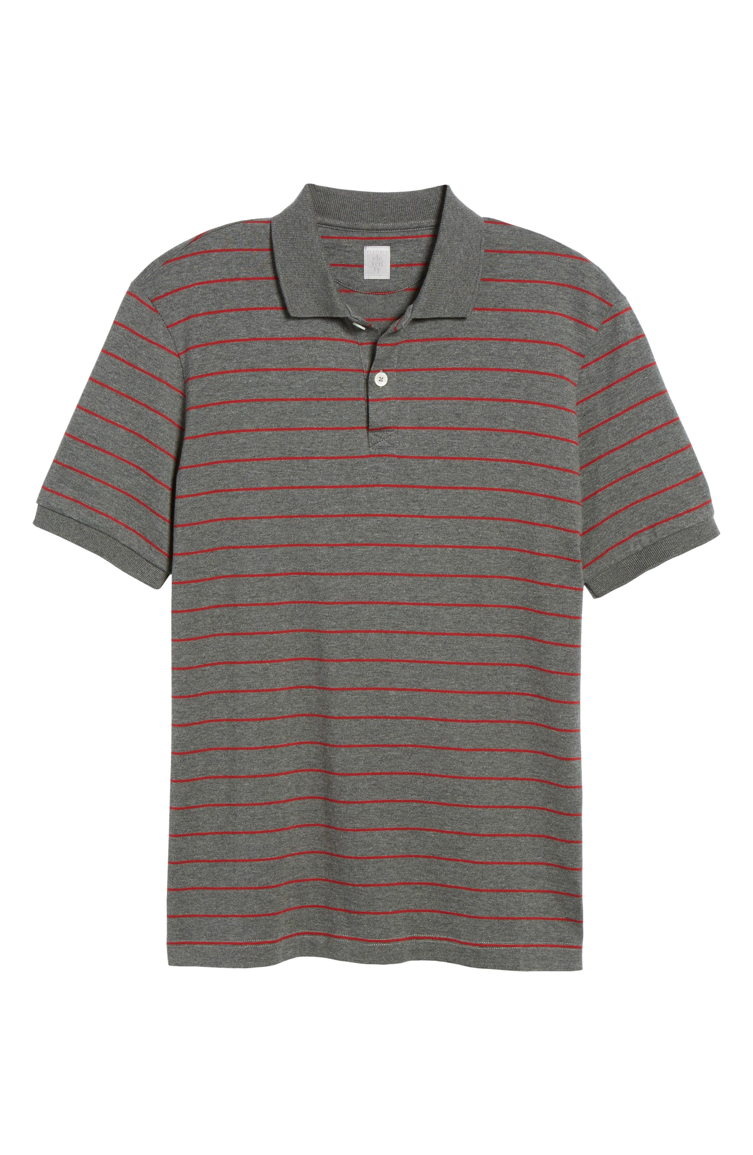 Stripe Sweater,                             Alternate thumbnail 6, color,                             020