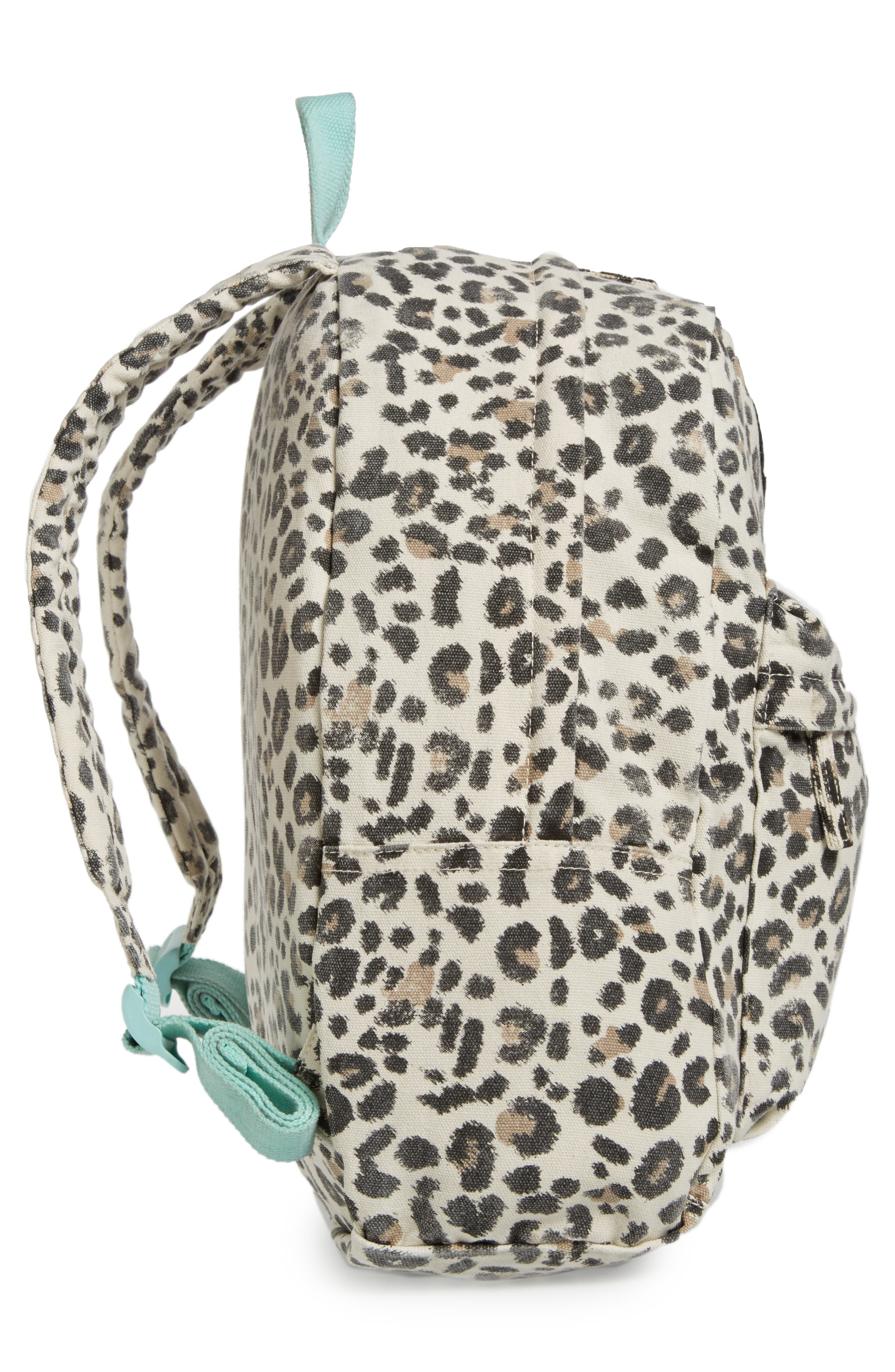 Play Date Canvas Backpack,                             Alternate thumbnail 4, color,                             004