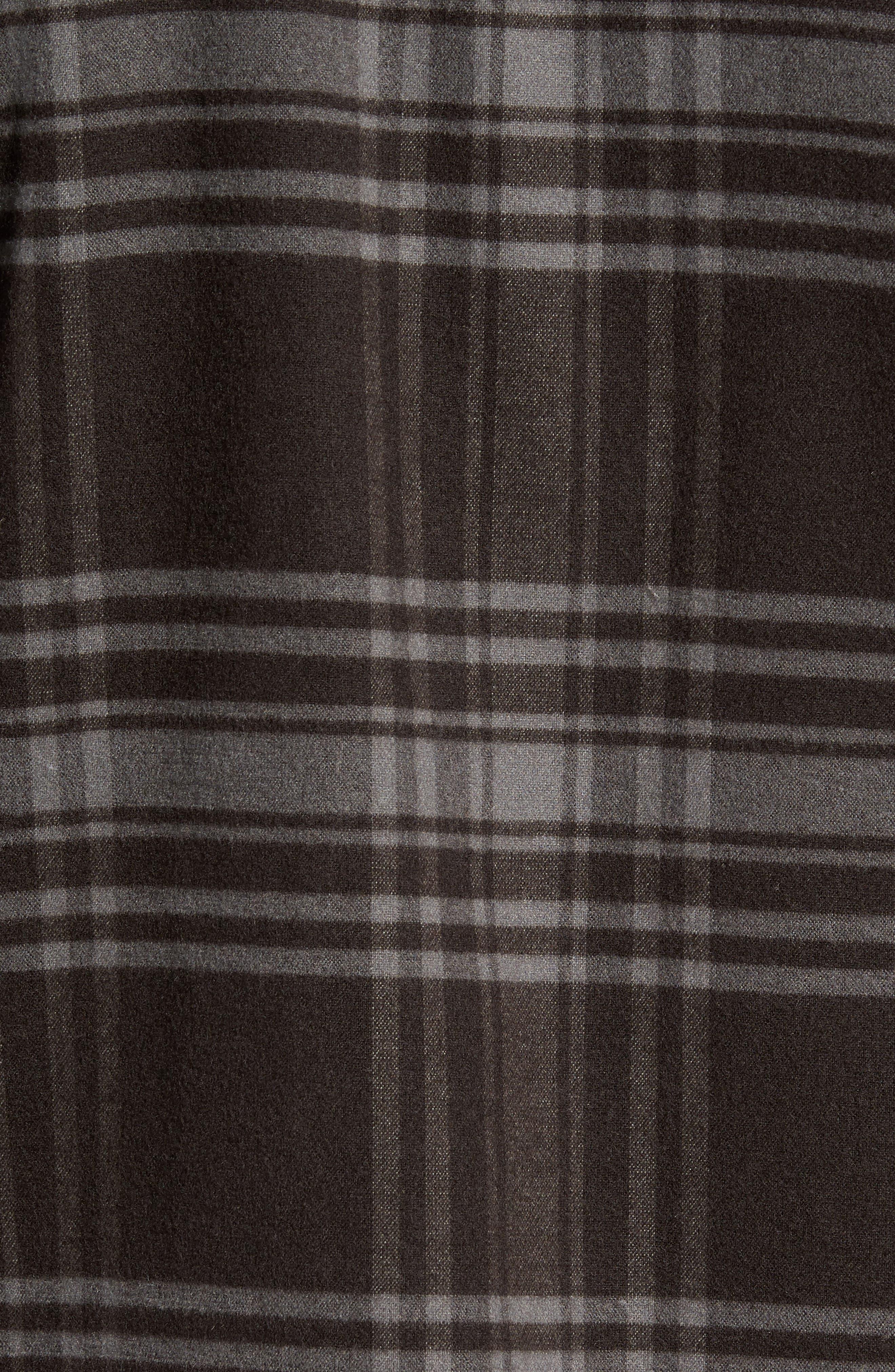Deschutes River<sup>™</sup> Heavyweight Flannel Shirt Jacket,                             Alternate thumbnail 6, color,                             200